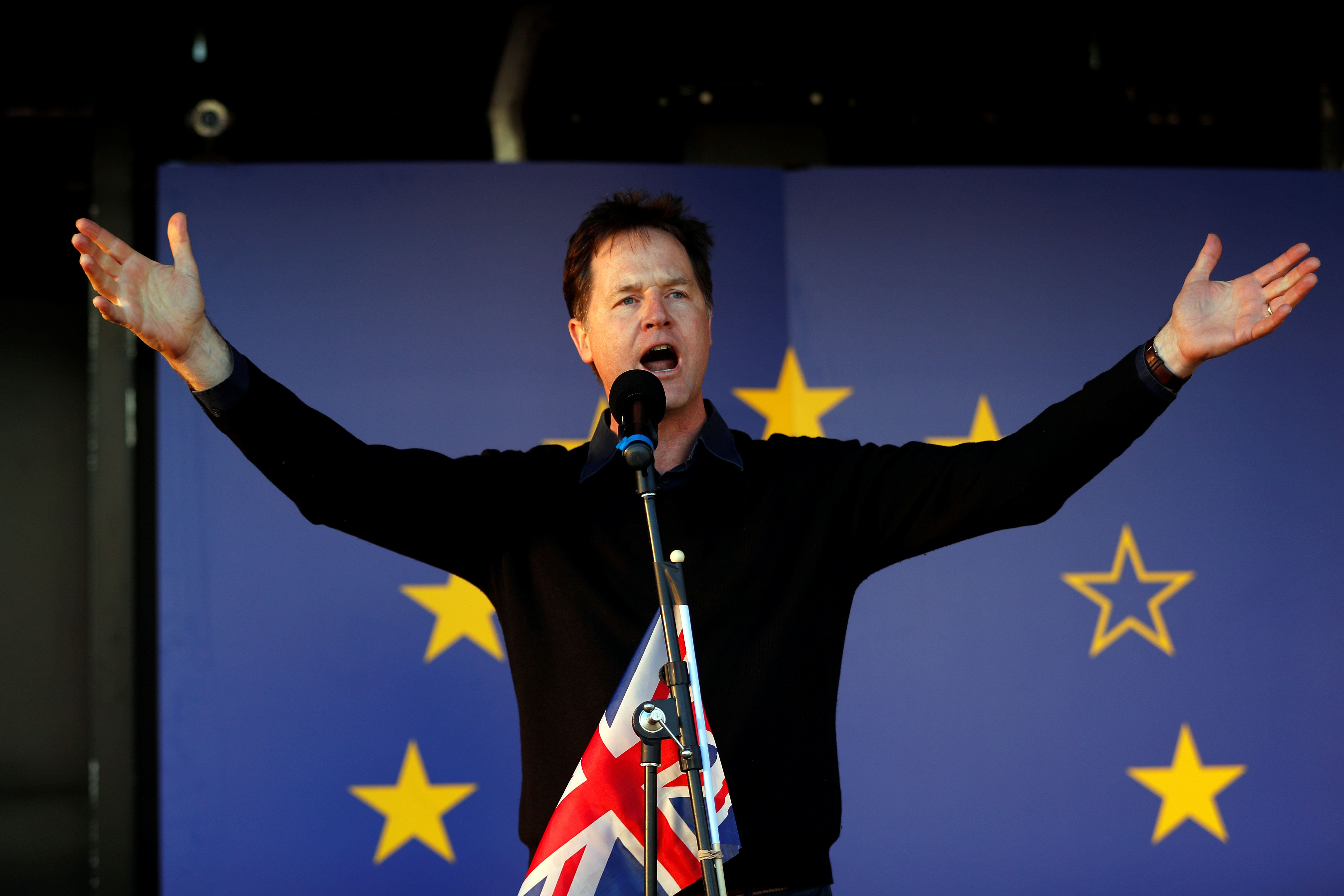 NICK CLEGG: THE WORLD'S MOST POWERFUL BRIT?