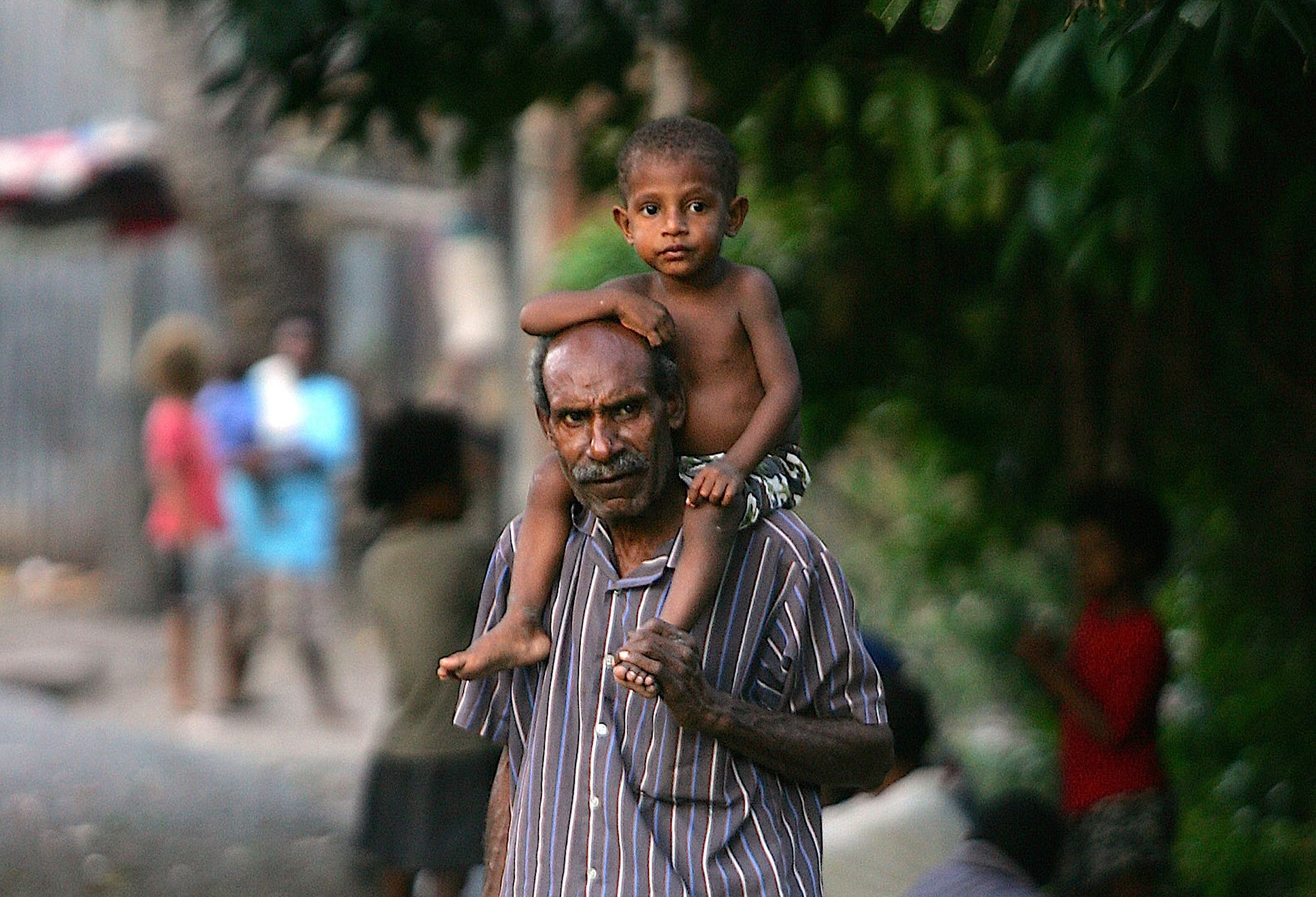 SMALL COUNTRY, BIG STORY: PAPUA NEW GUINEA