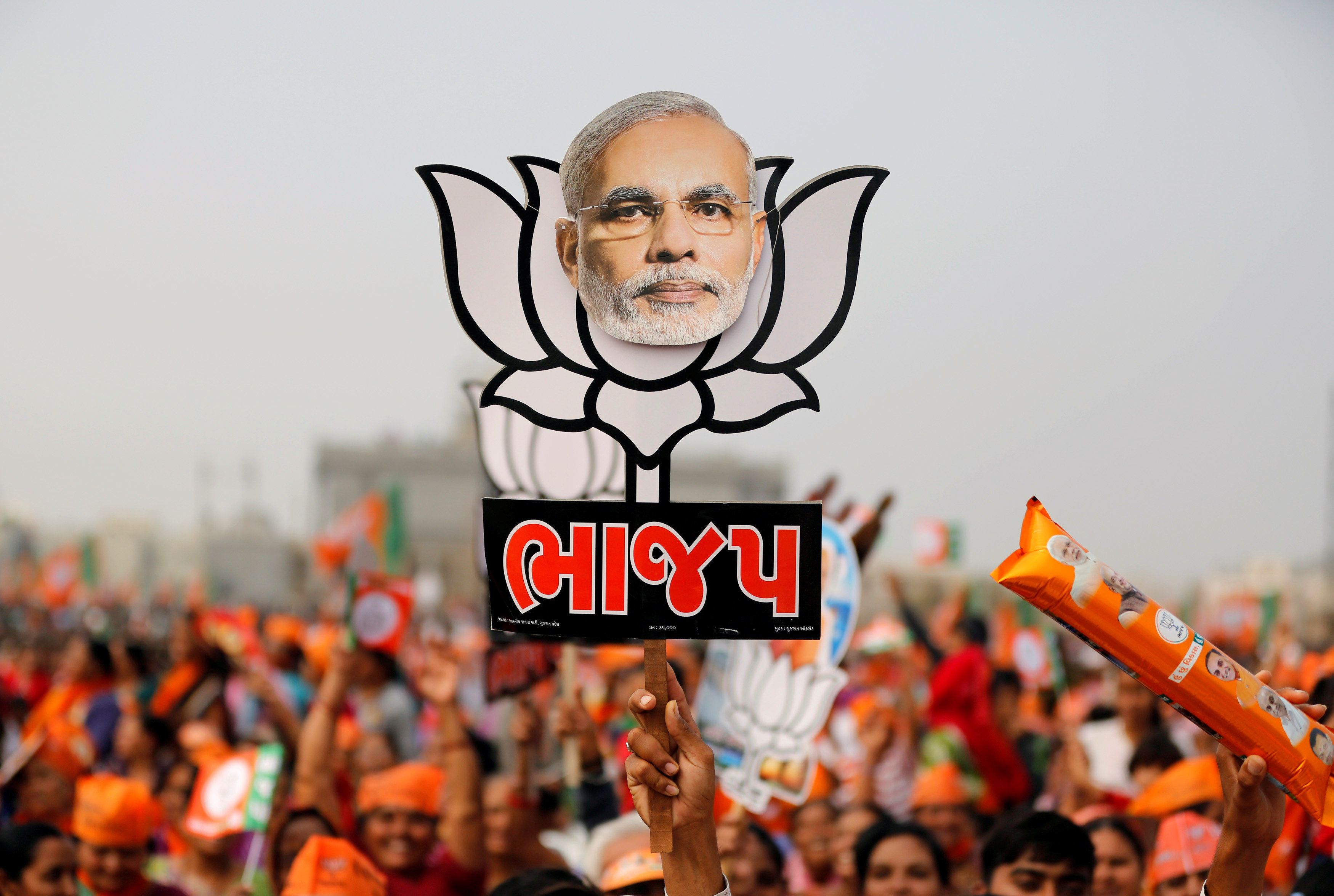 A Setback For Modi
