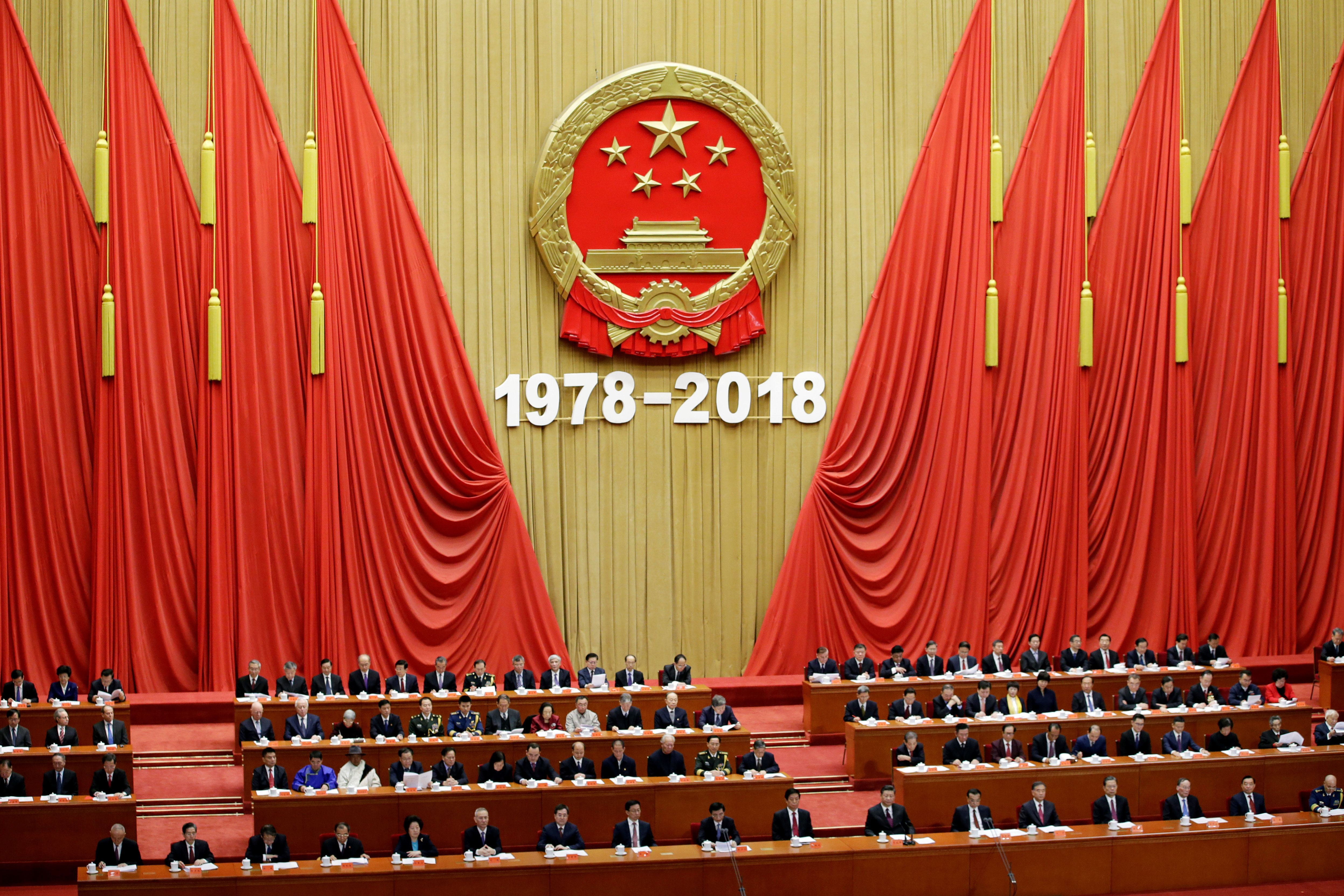 China: Reforms Is So Forty Years Ago