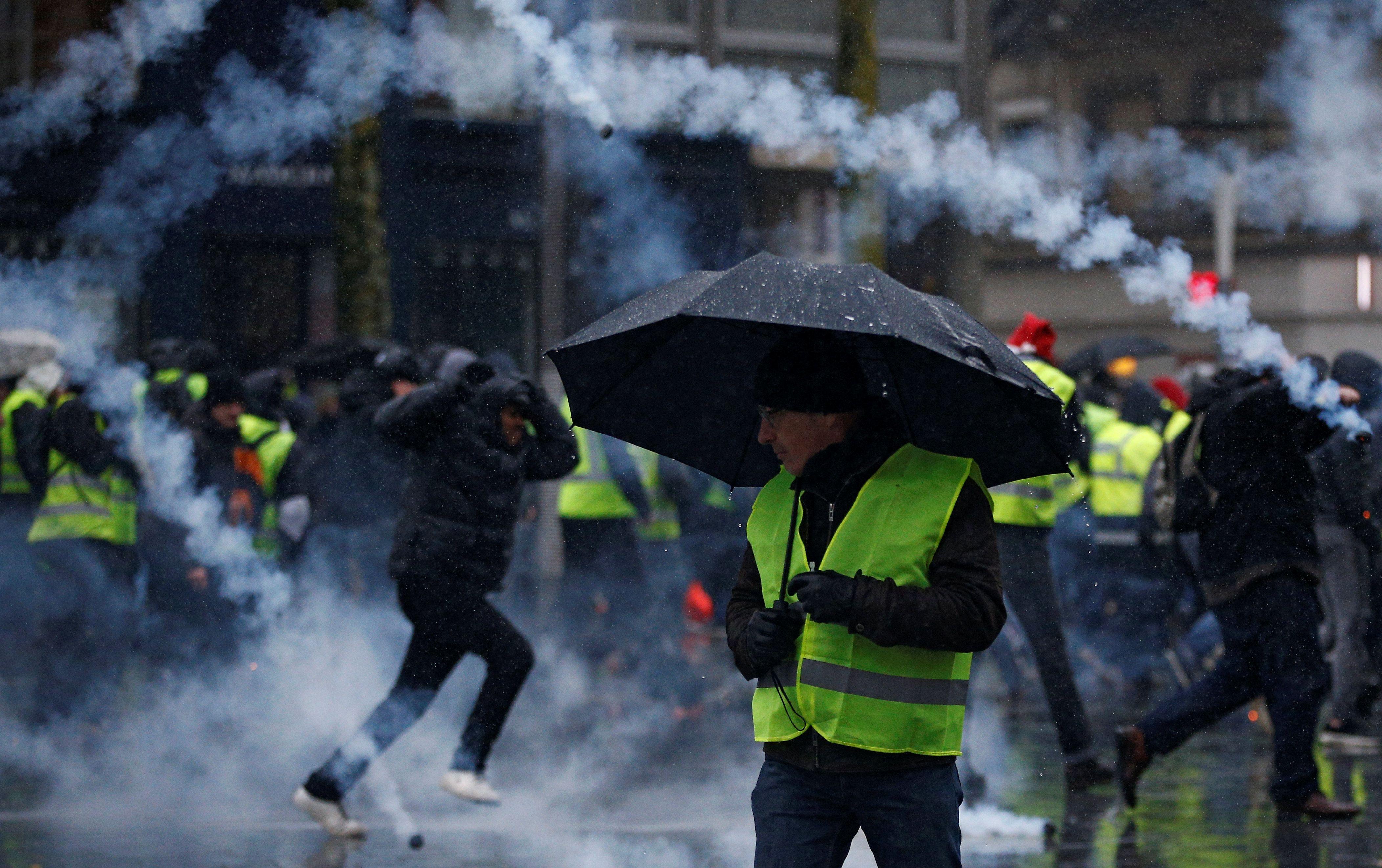 Protest & Democracy