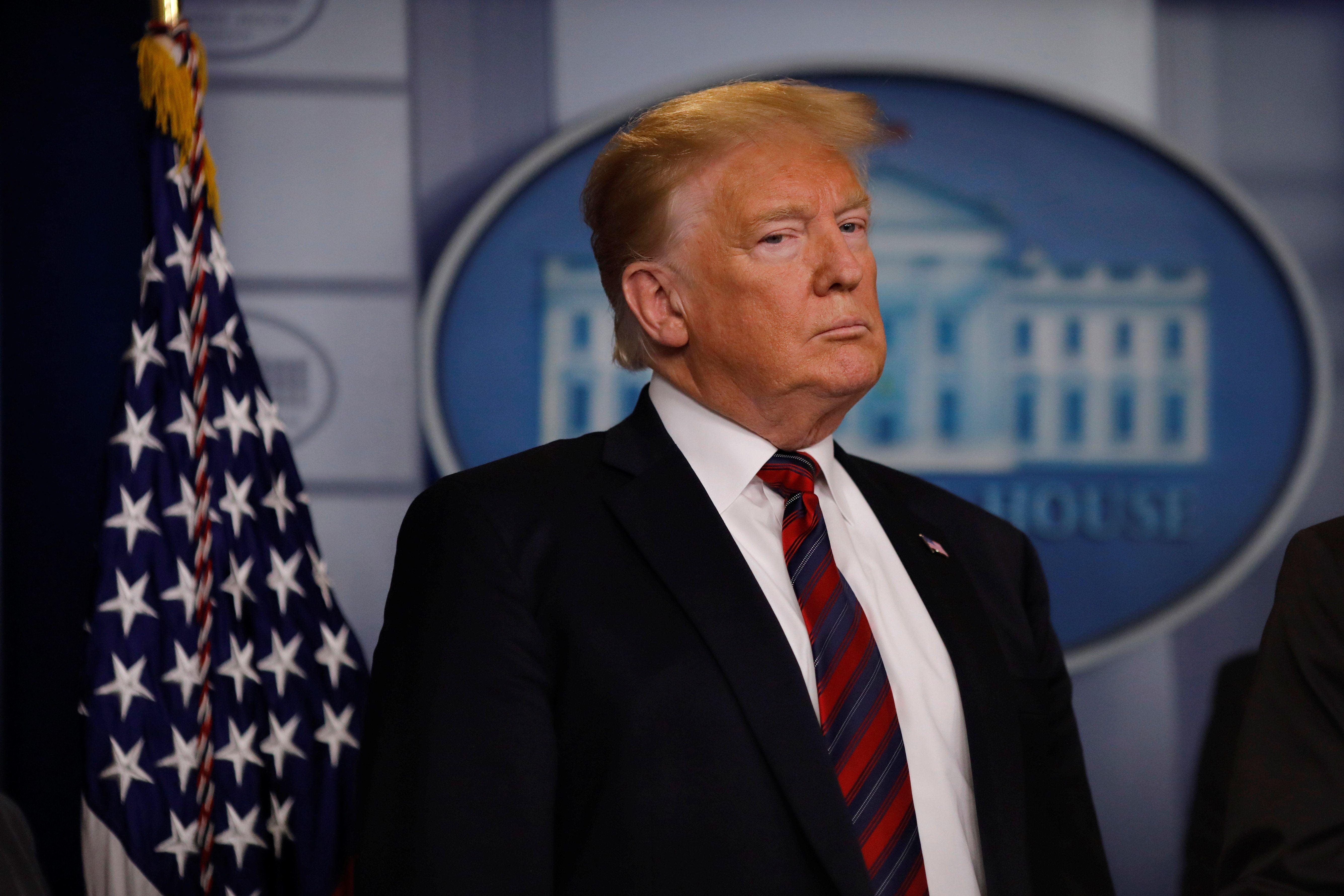 Trump's Troubles In 2019