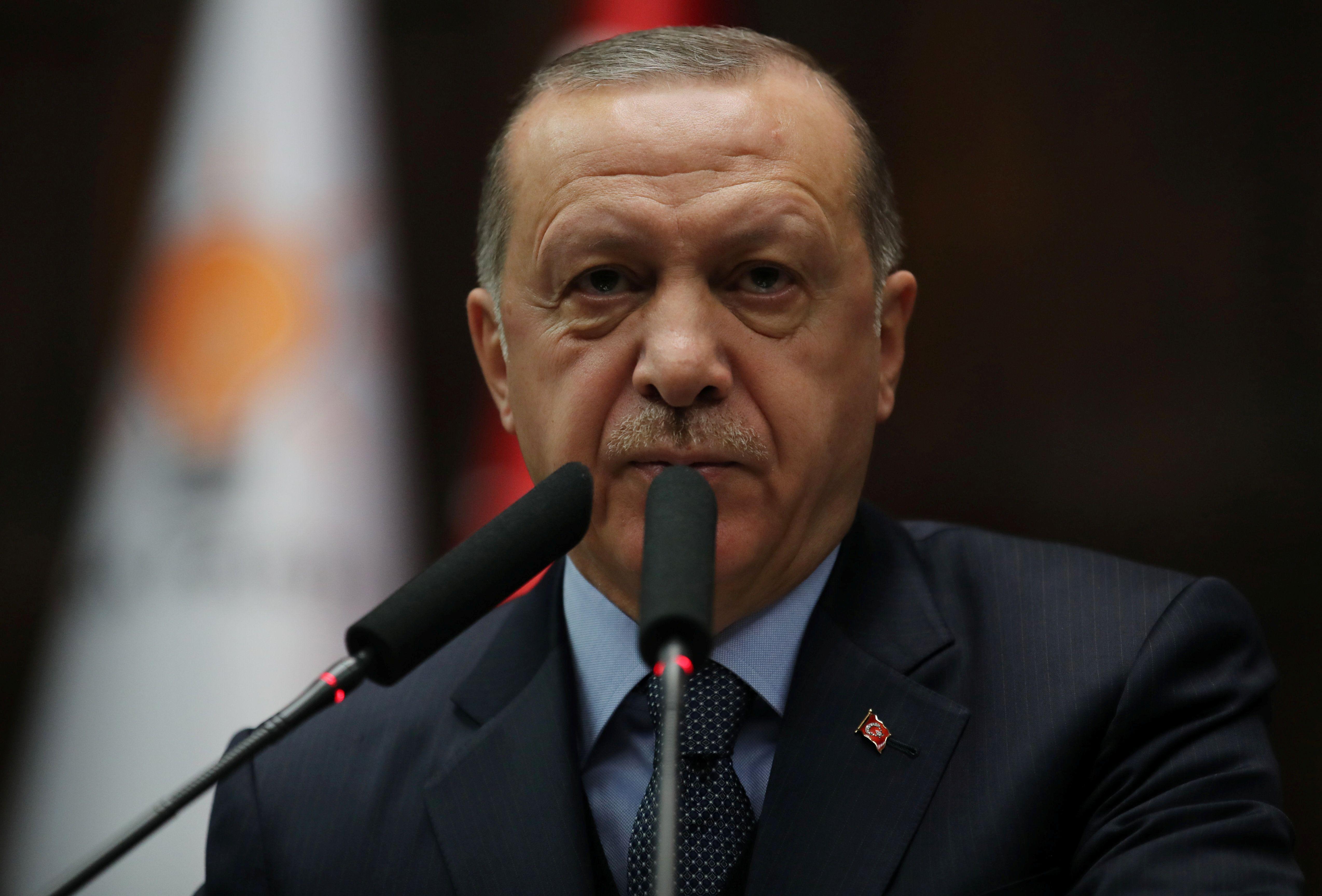 Turkish Tough Talk