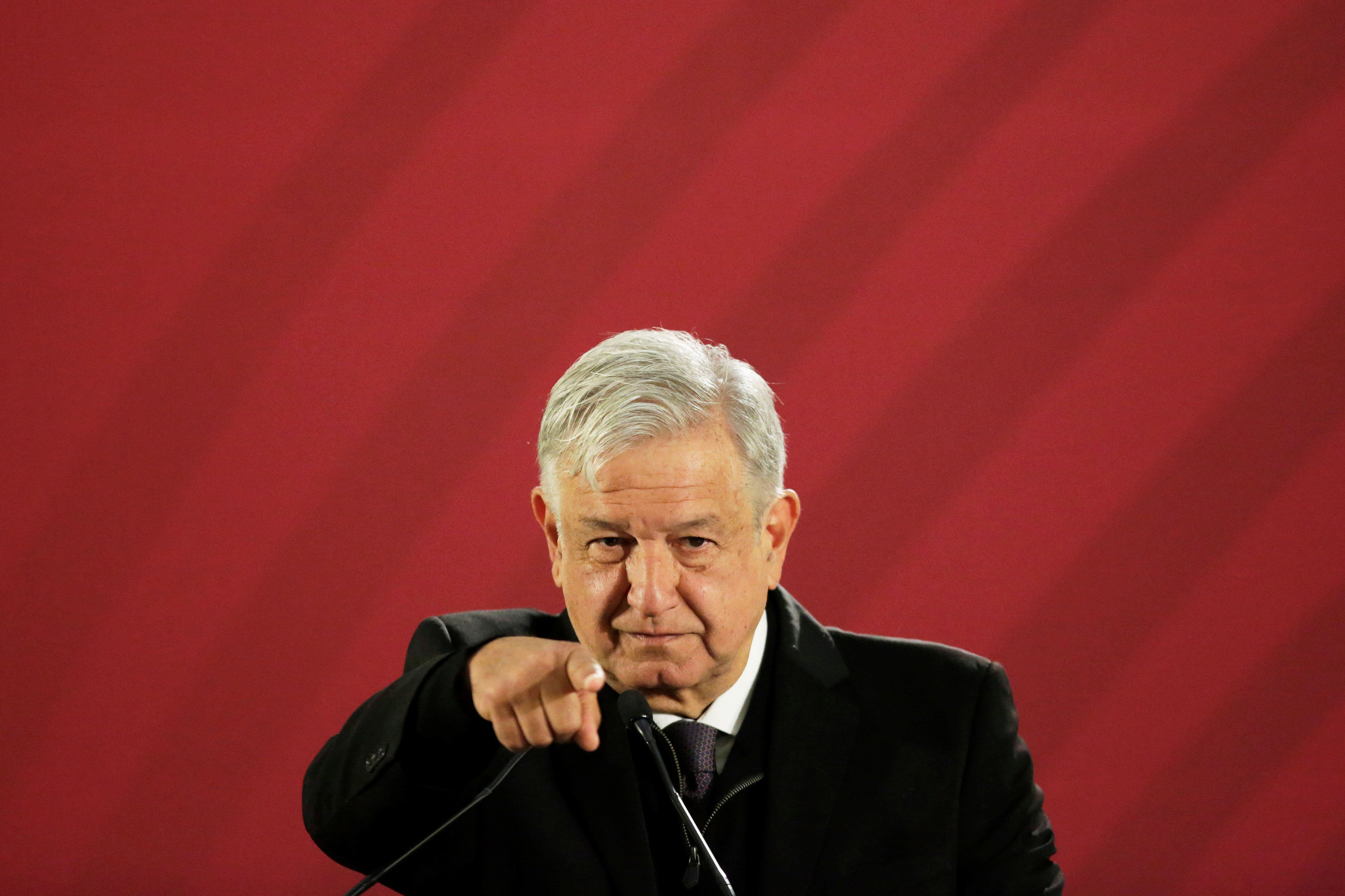 You Say You Want A Revolution: Mexico
