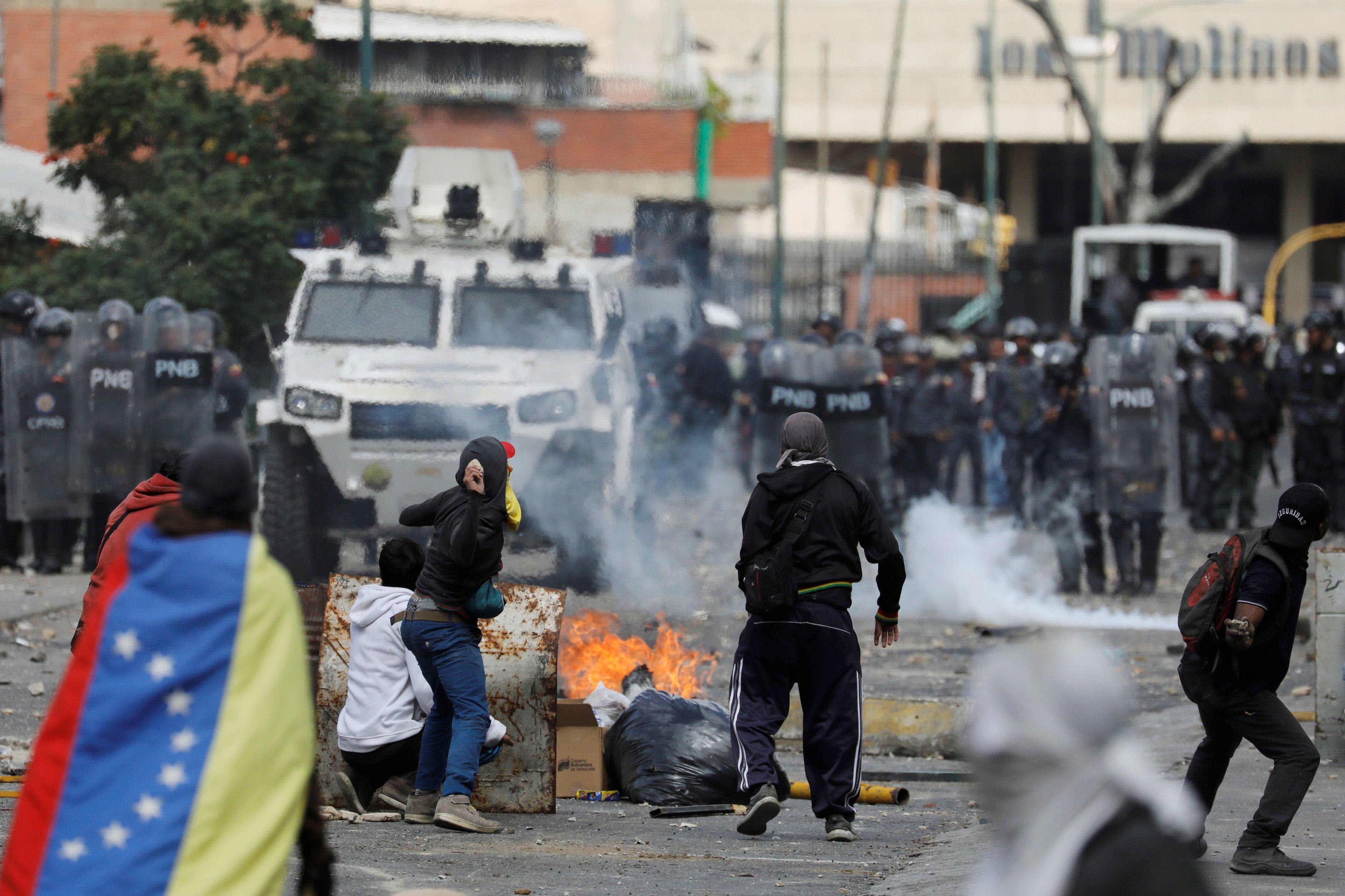 Venezuela On The Brink?