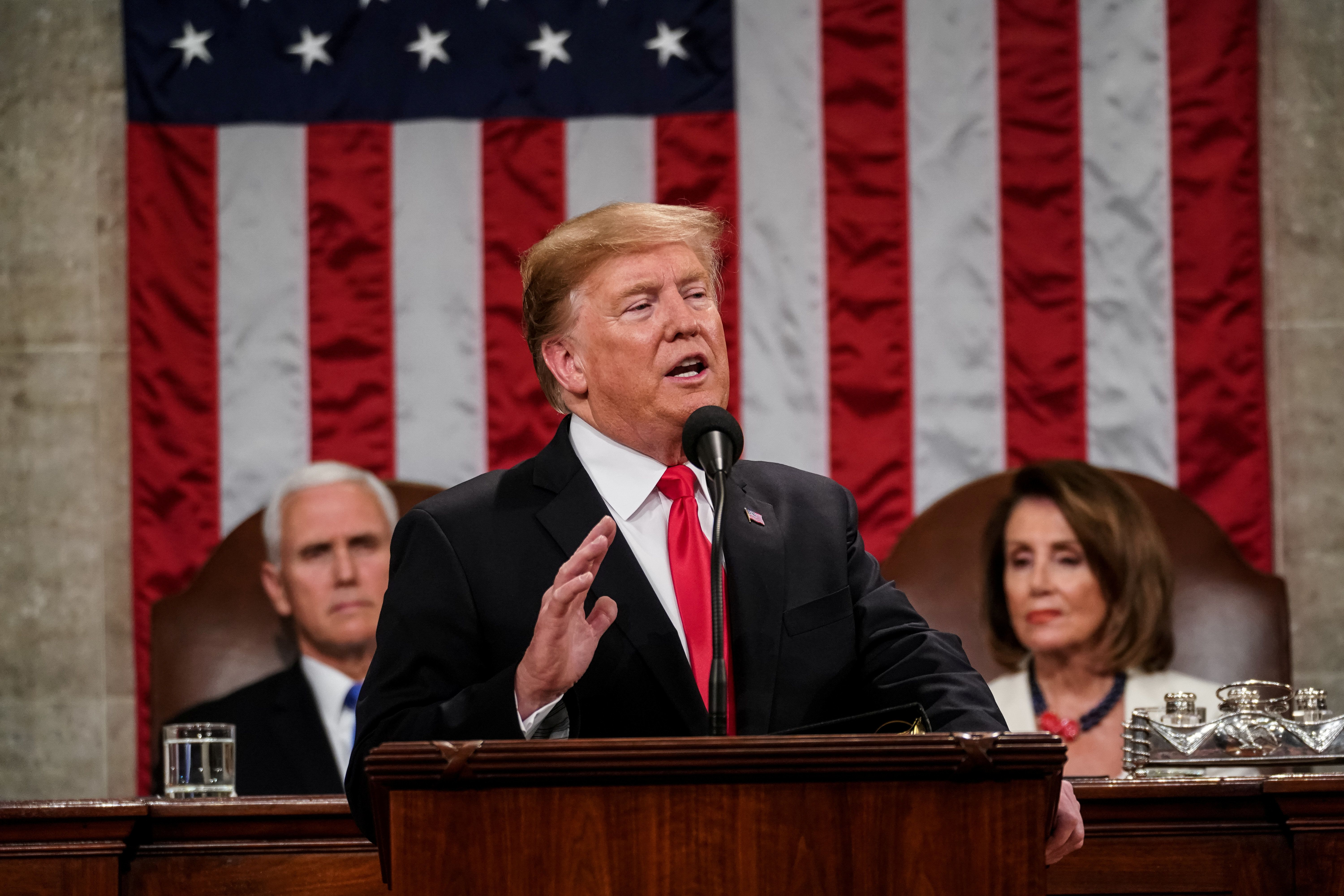Trump's State of The Union – The View From Abroad