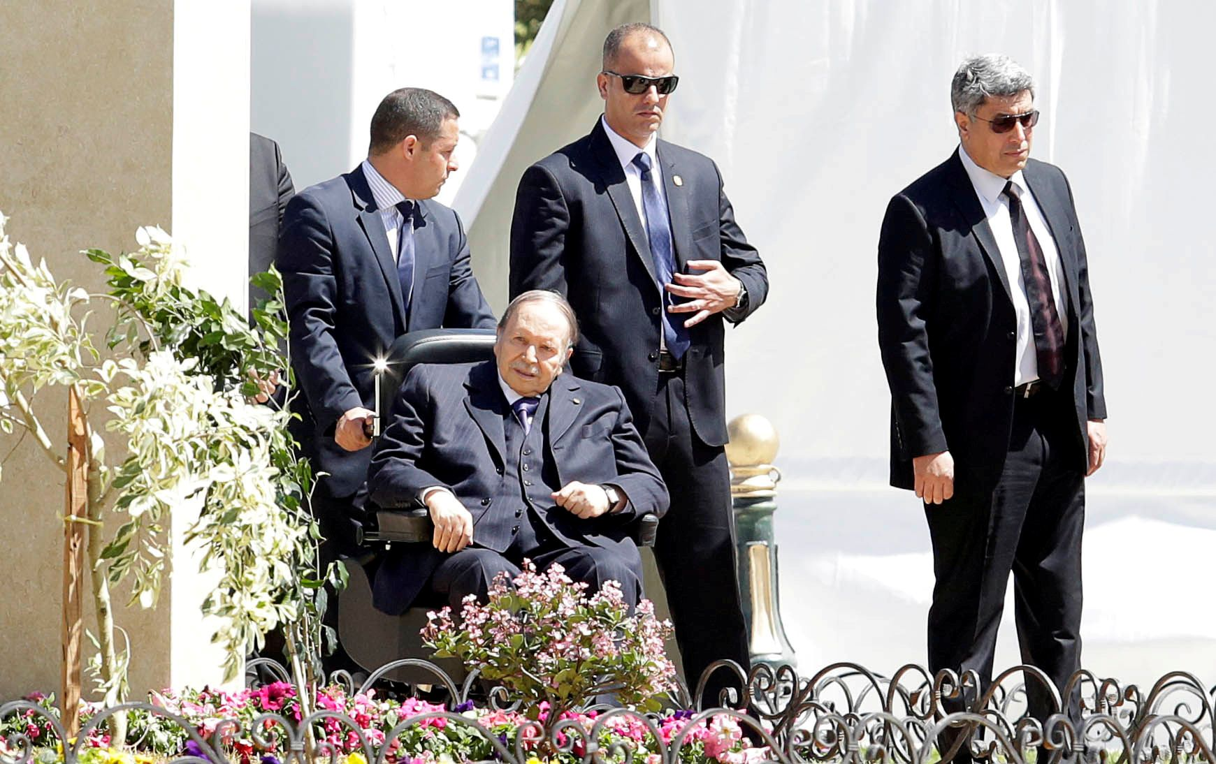 ALGERIA: BOUTEFLIKA CONCEDES, BUT WILL ANYTHING CHANGE?