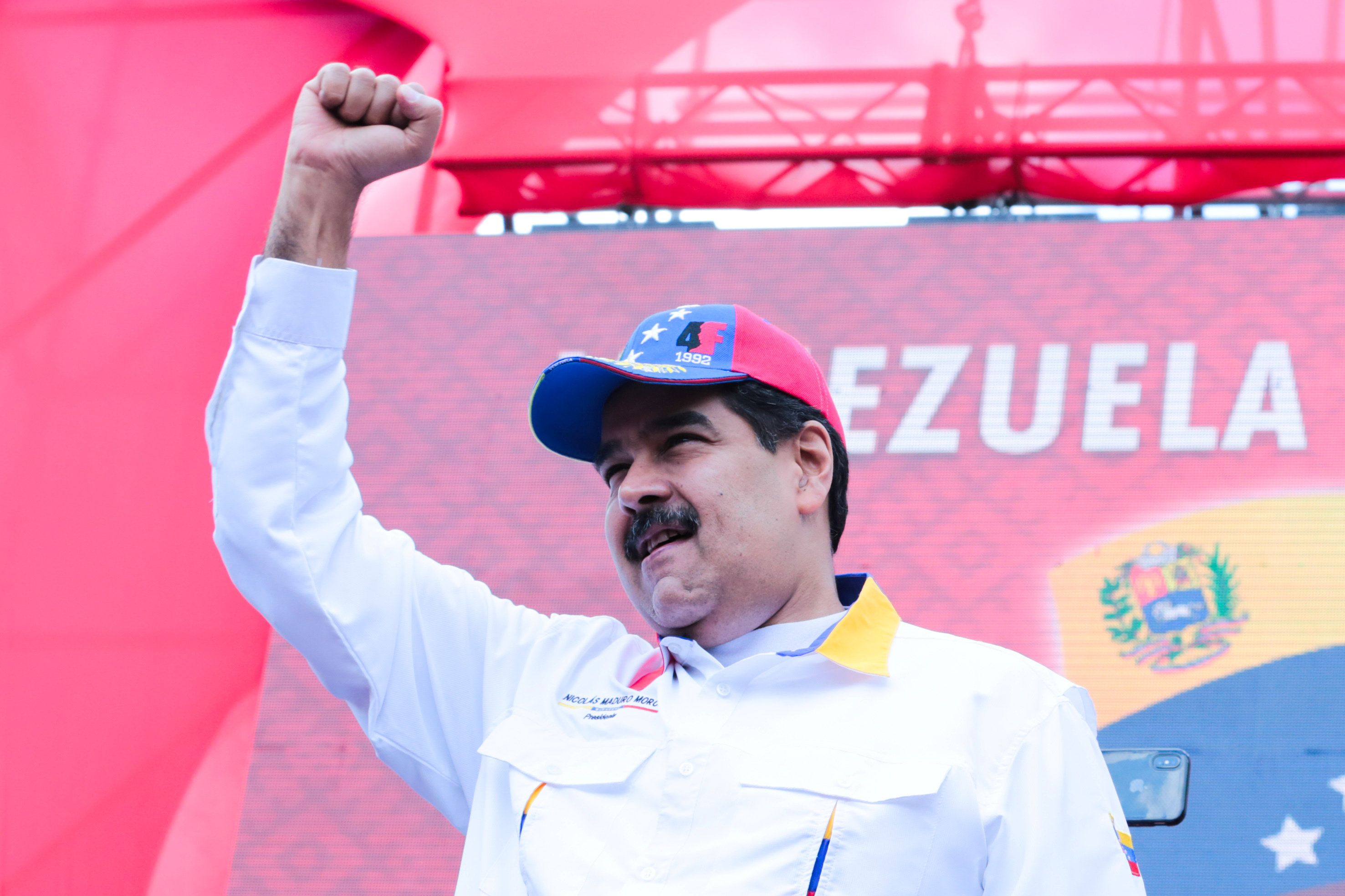 MADURO ON THE OFFENSIVE?