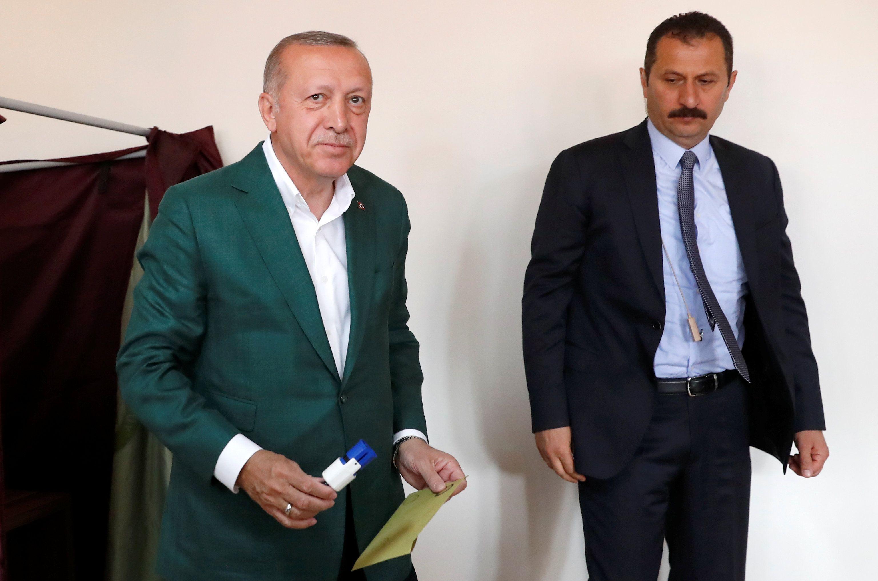 Turkey: Hometown Blues for Erdogan