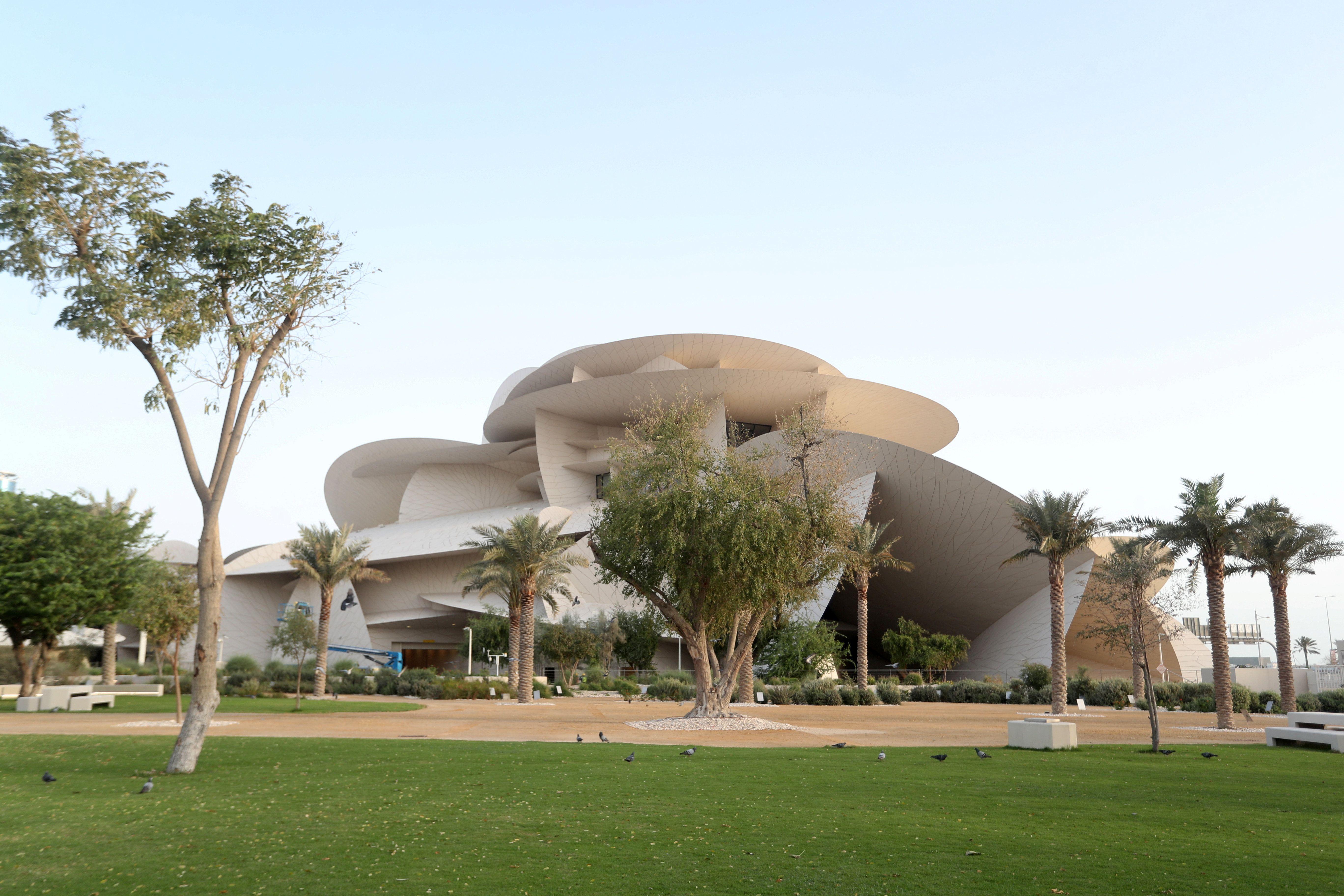 The Art of Geopolitics: Qatar's New Museum