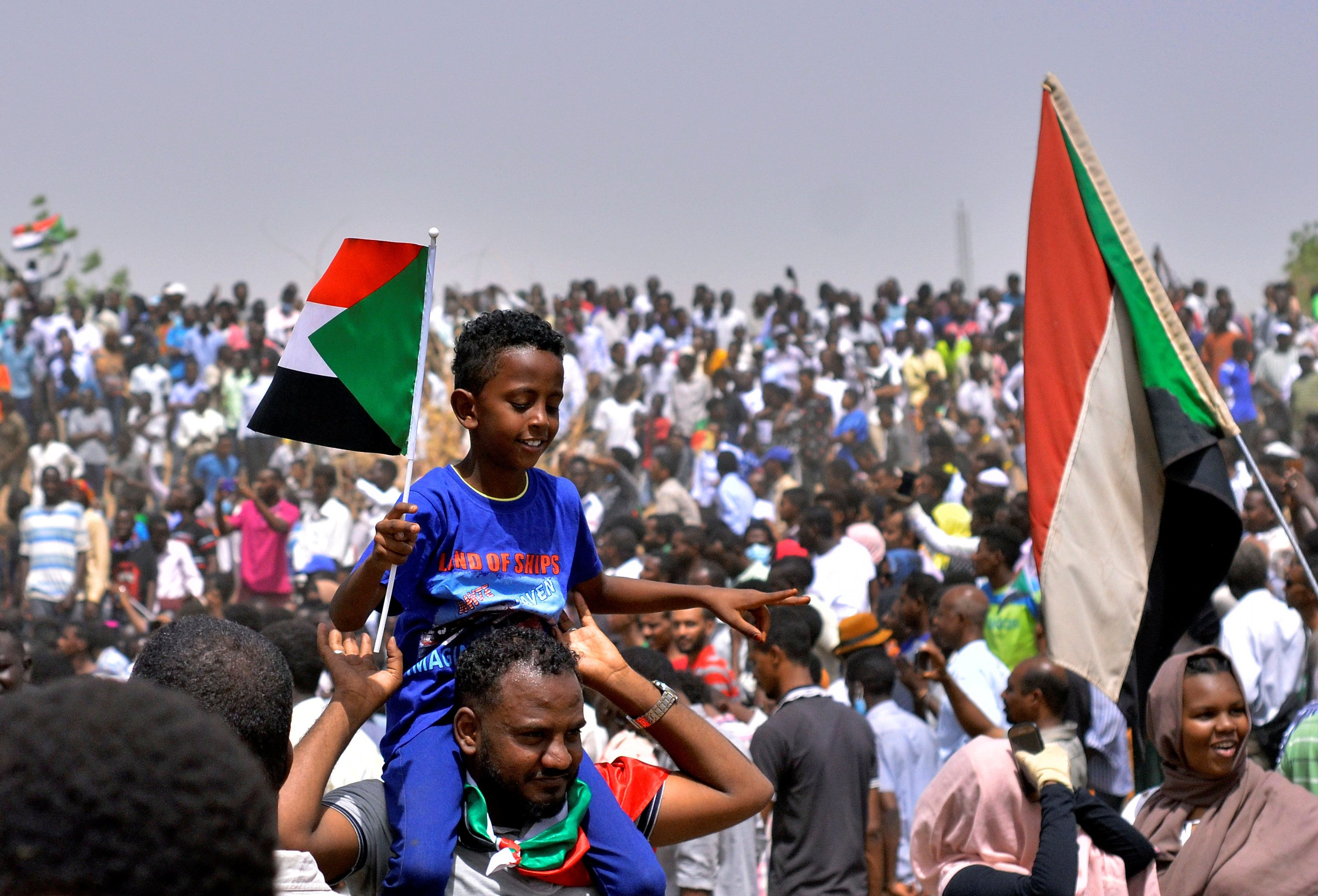 Sudan: Bashir out, generals in.What's next?