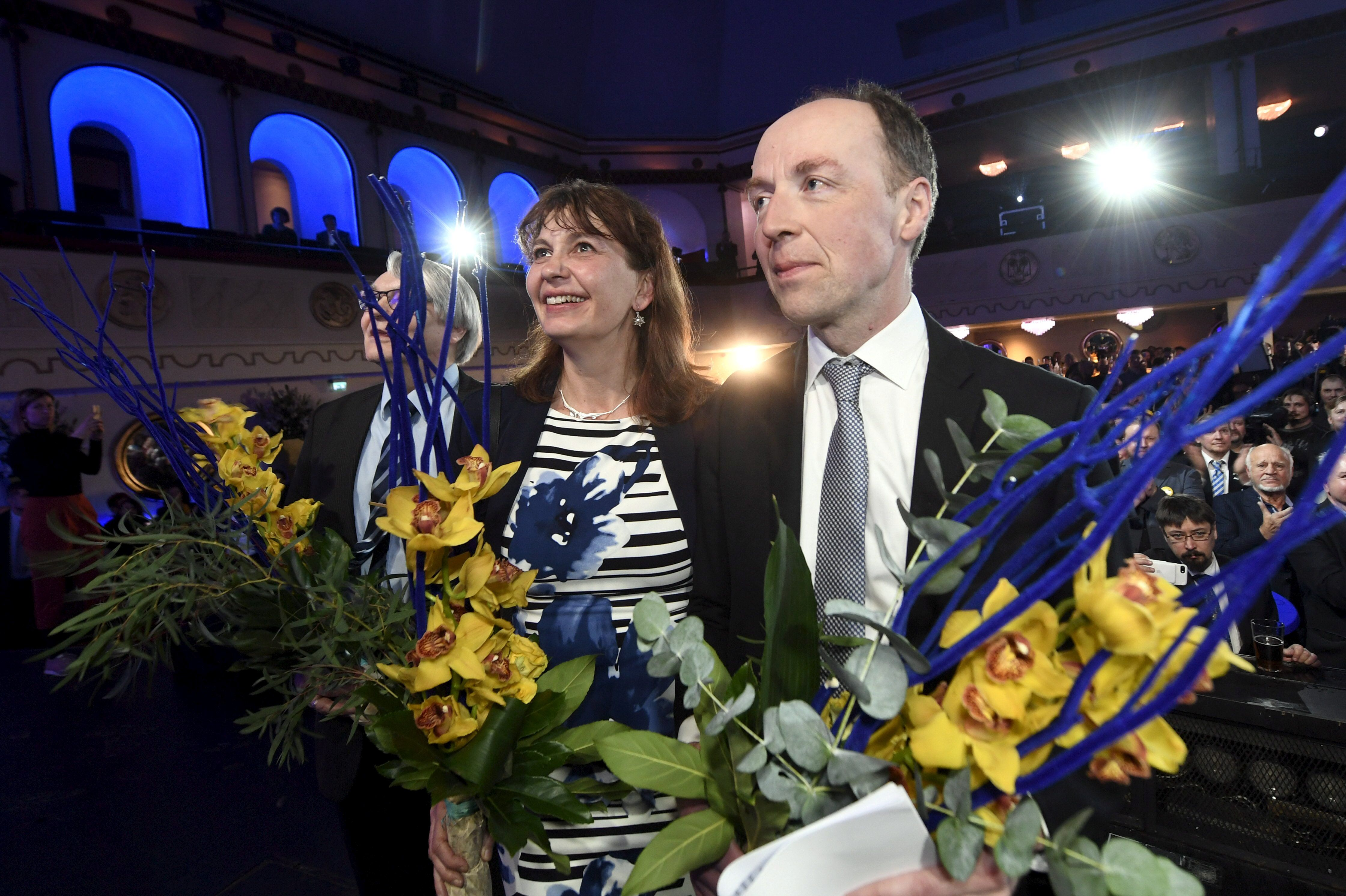Finnish Populists Shift Aim From Browns to Greens