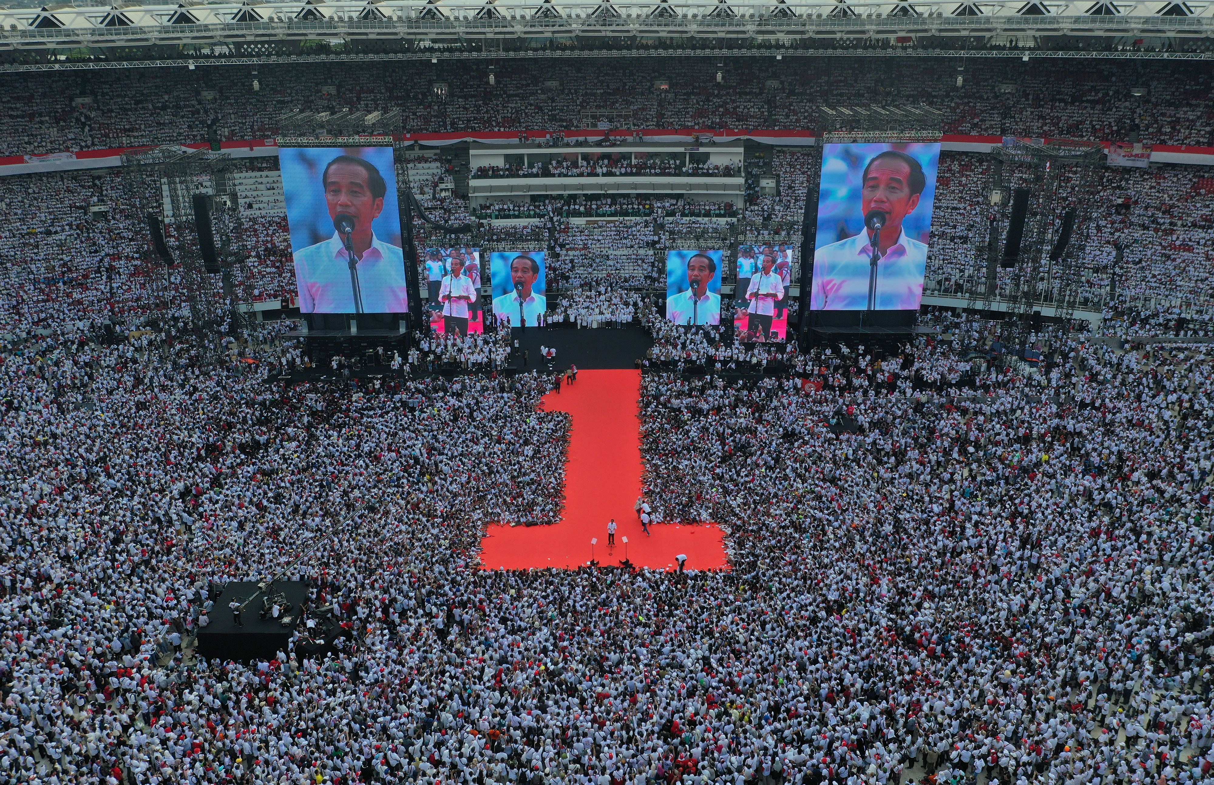 Indonesia: Jokowi For The Win, But With What Baggage?