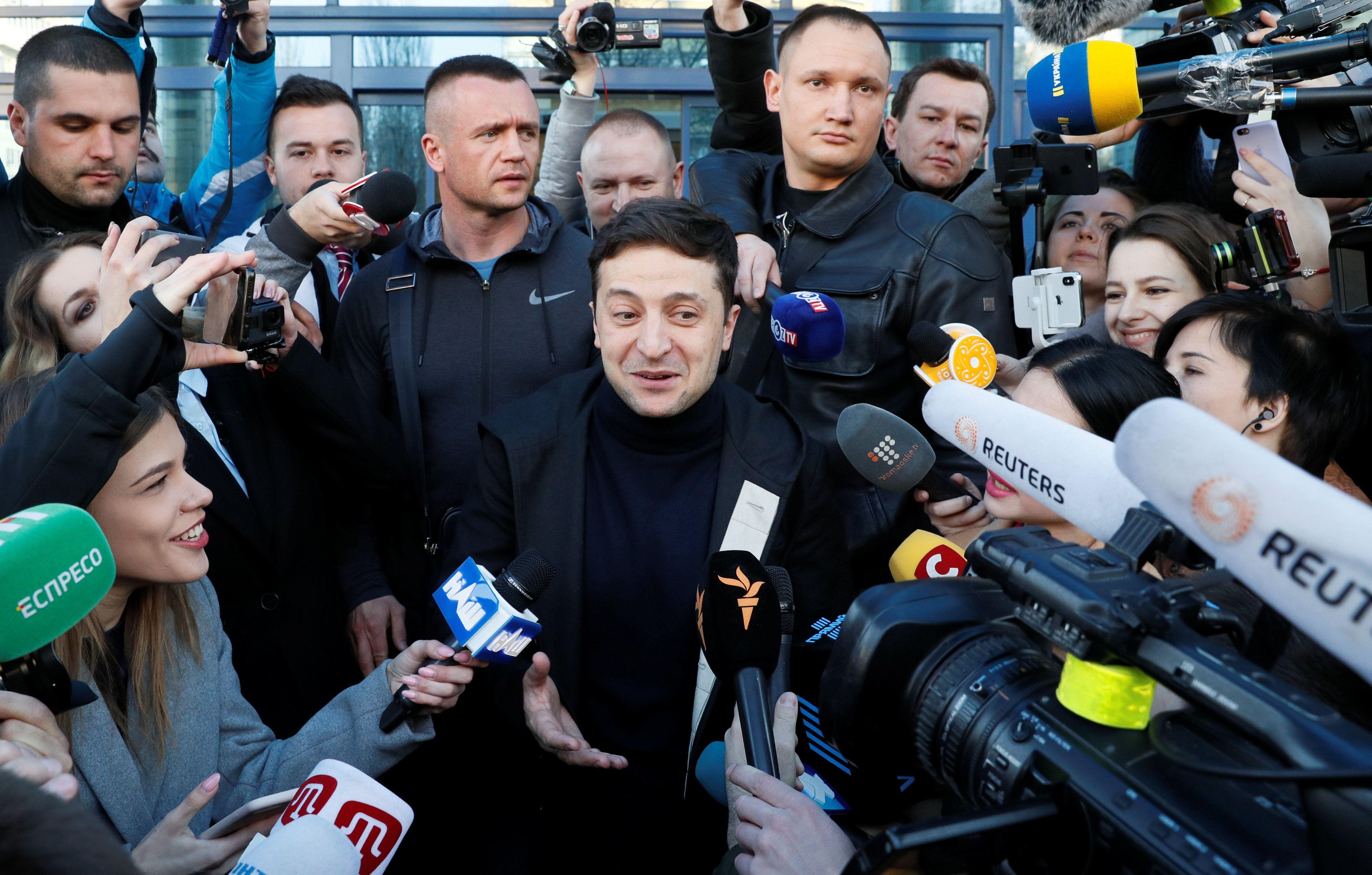 Ukraine: Who Will Serve the Servant?