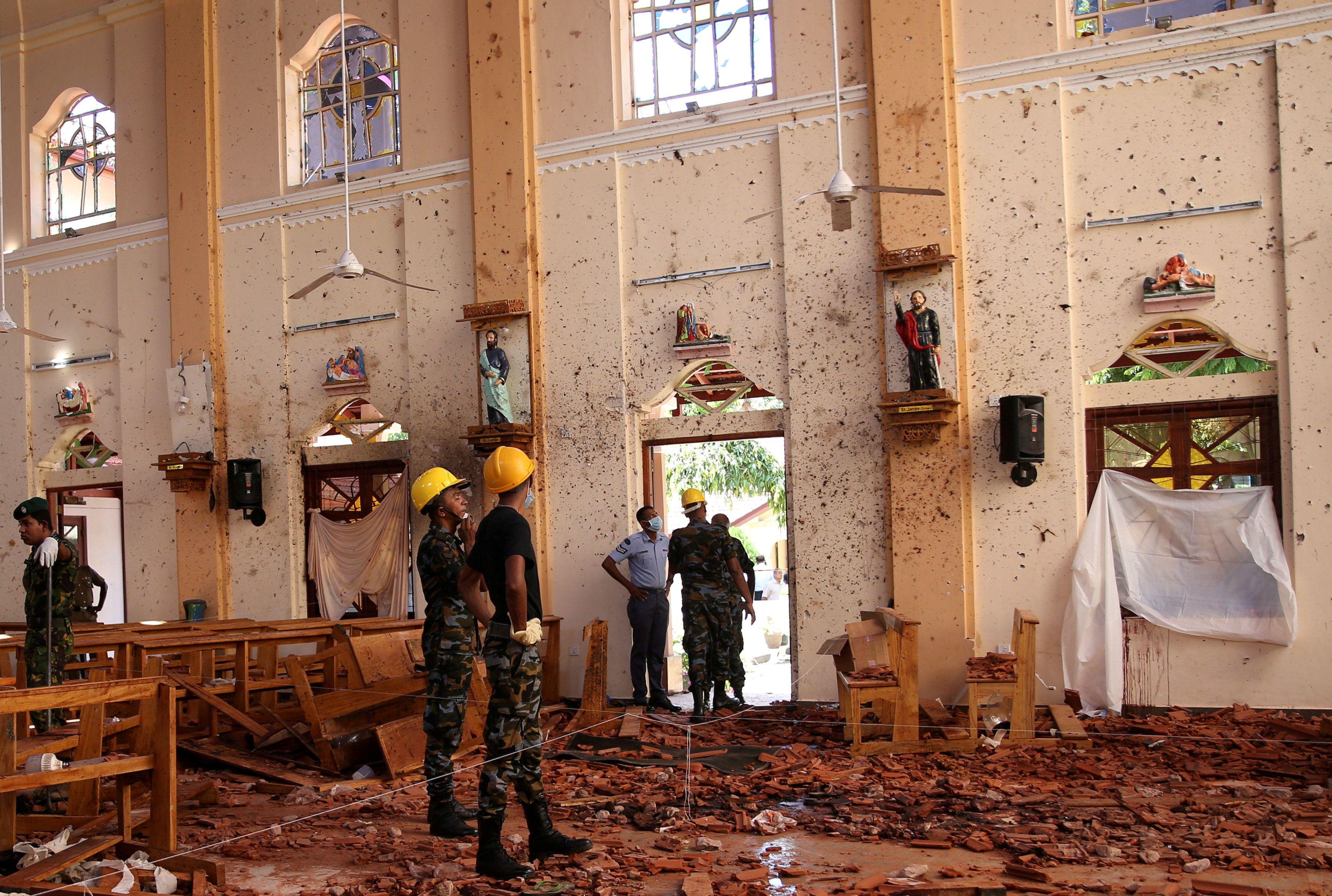 Agony in Sri Lanka