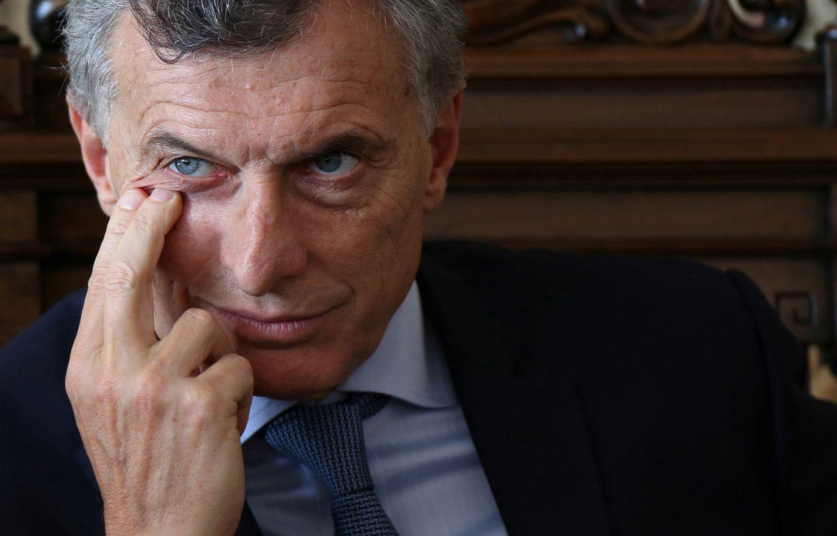 Argentina: Macri Had A Dream. It's Fading Fast.