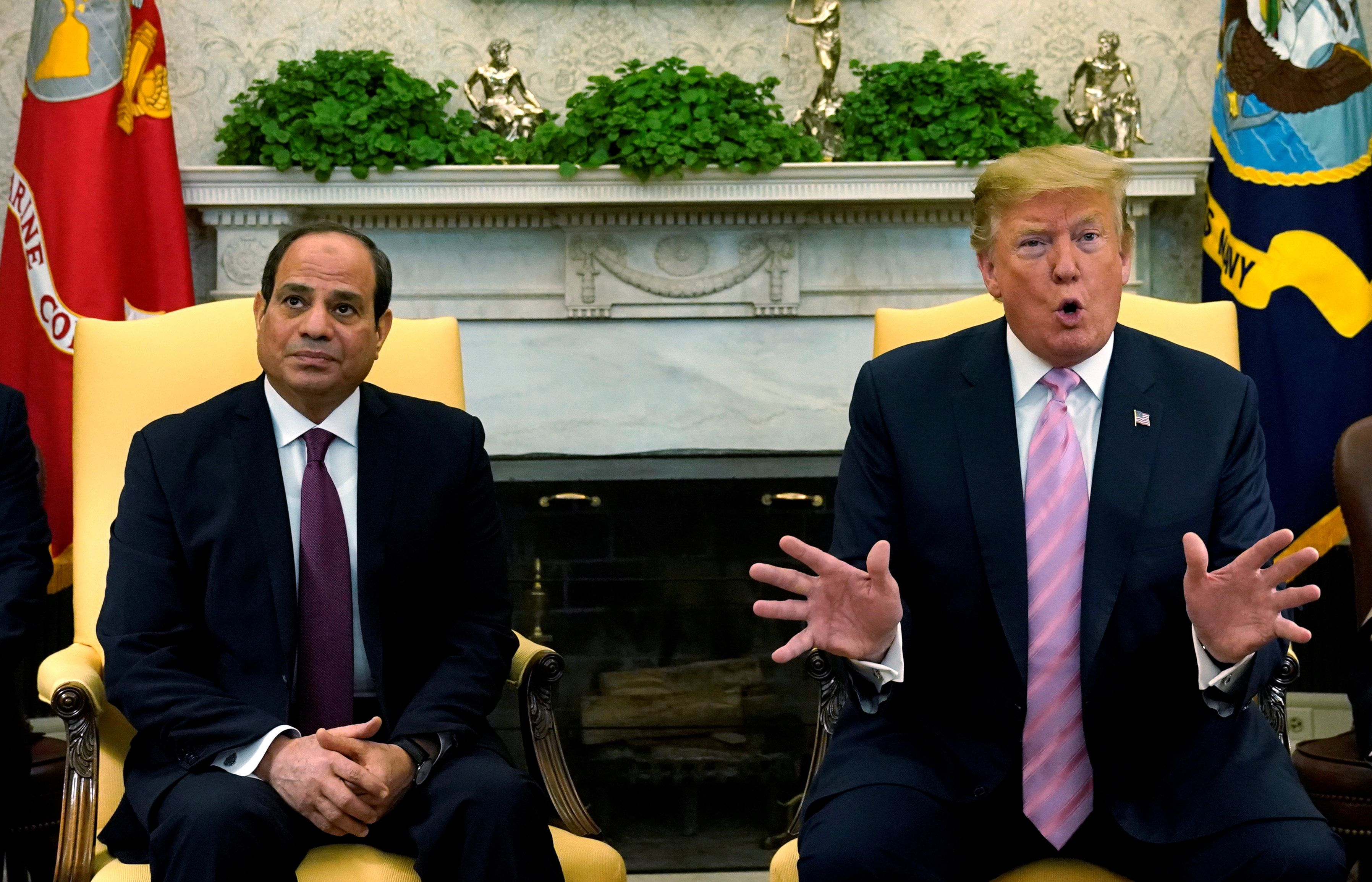 Bro! Trump Goes After The Muslim Brotherhood