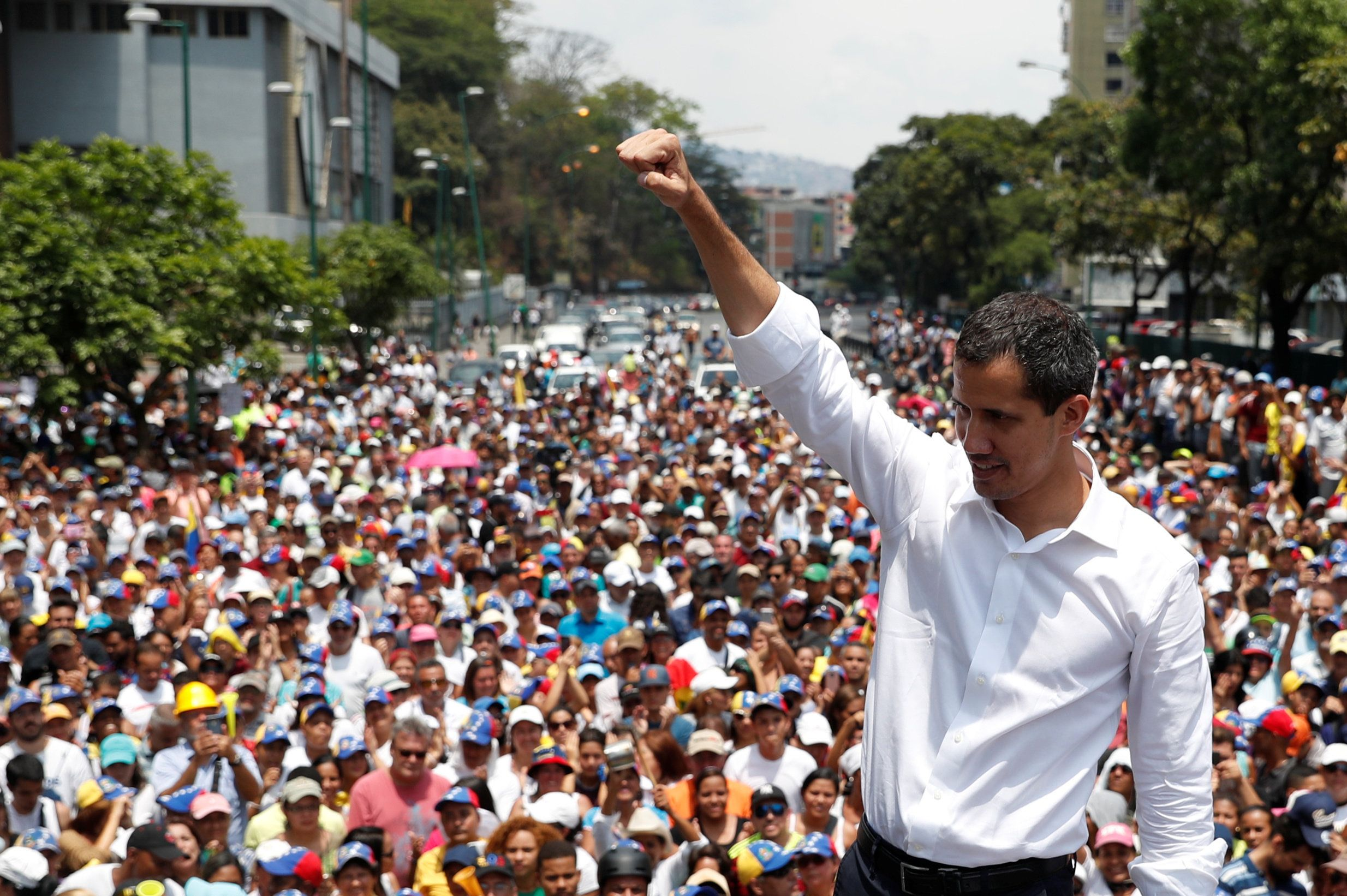 """Why Juan Guaidó's """"Coup"""" Failed: A Chat with Naunihal Singh"""