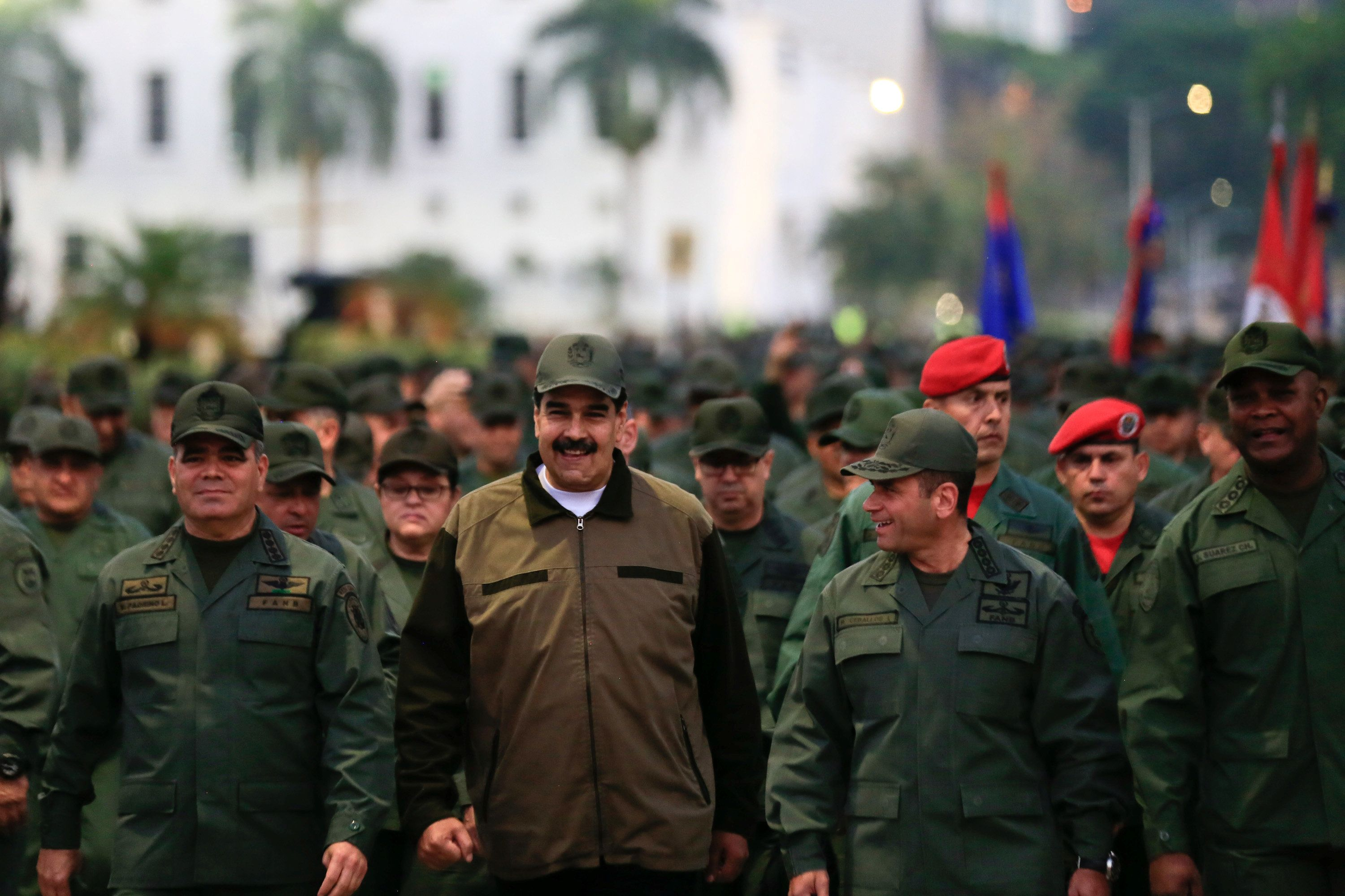 Venezuela: Stronger Than They Look, Weaker Than You Think