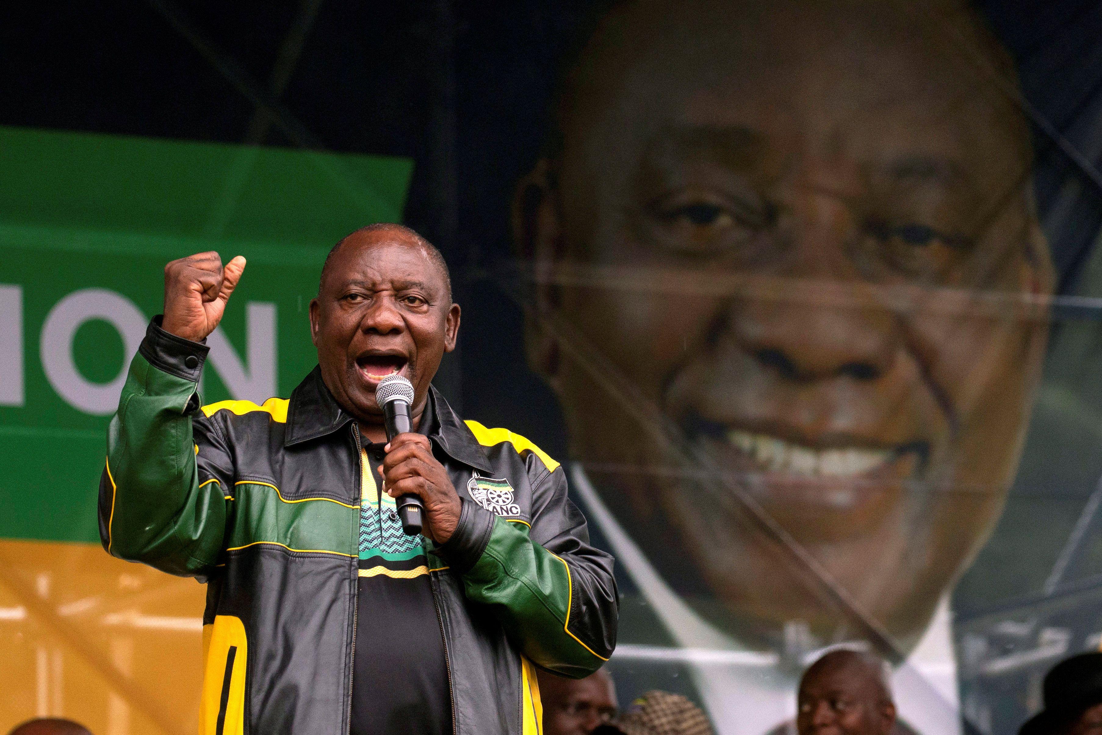 South Africa: Ramaphosa's Moment