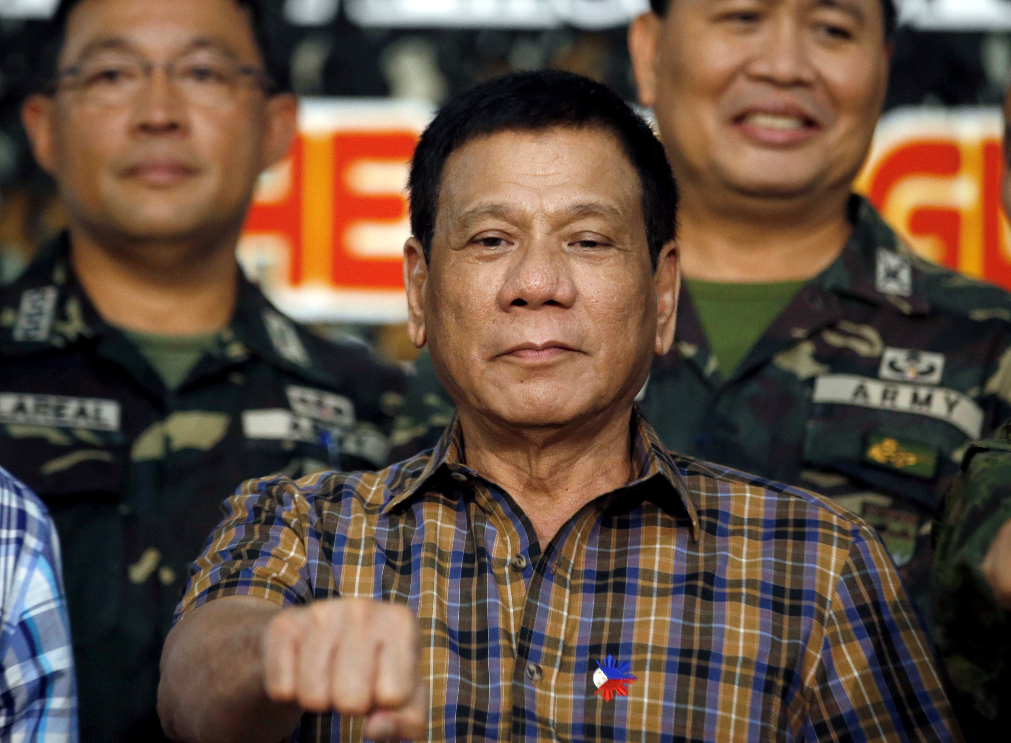Philippine Elections: Duterte Harry's (nearly) Clean Sweep?