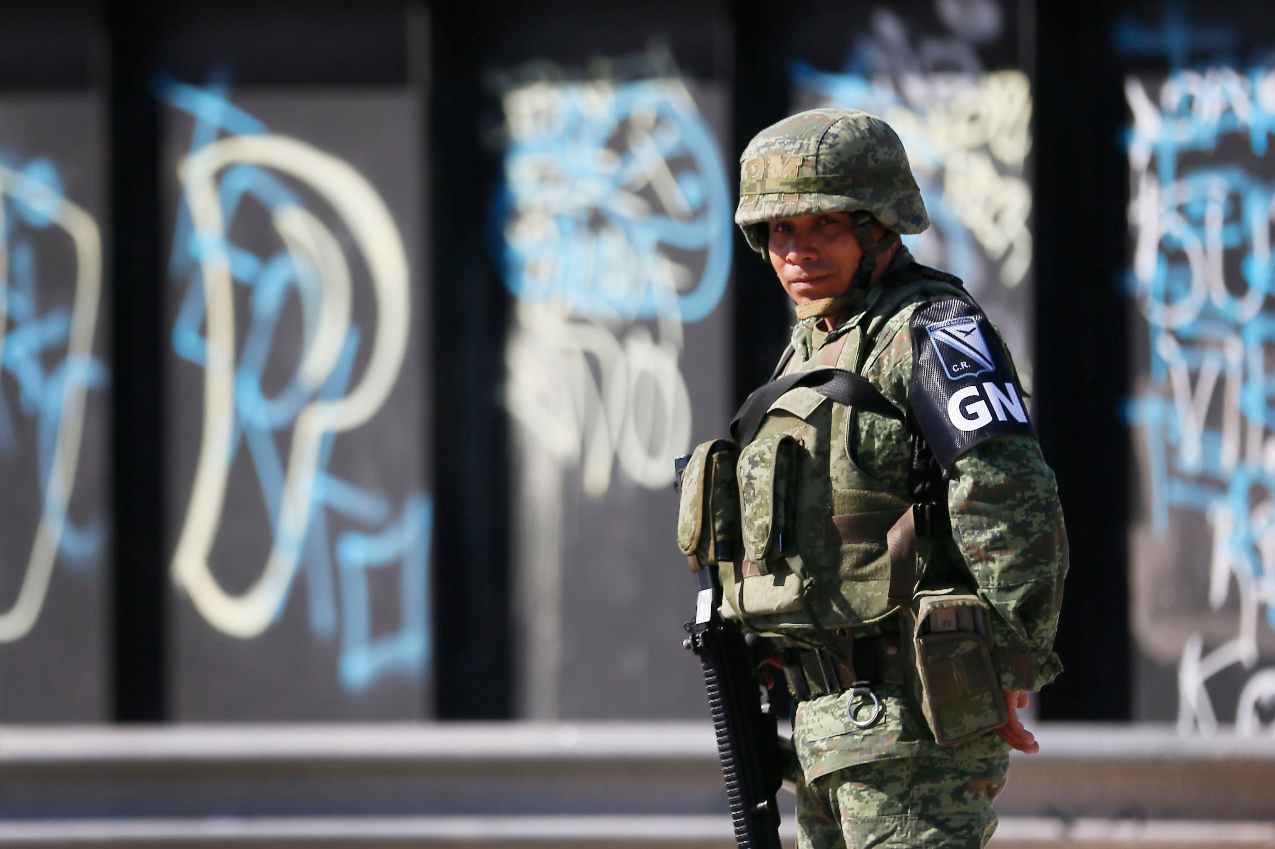 What We're Watching: Mexico's Border Patrols, Ukrainian Outrage