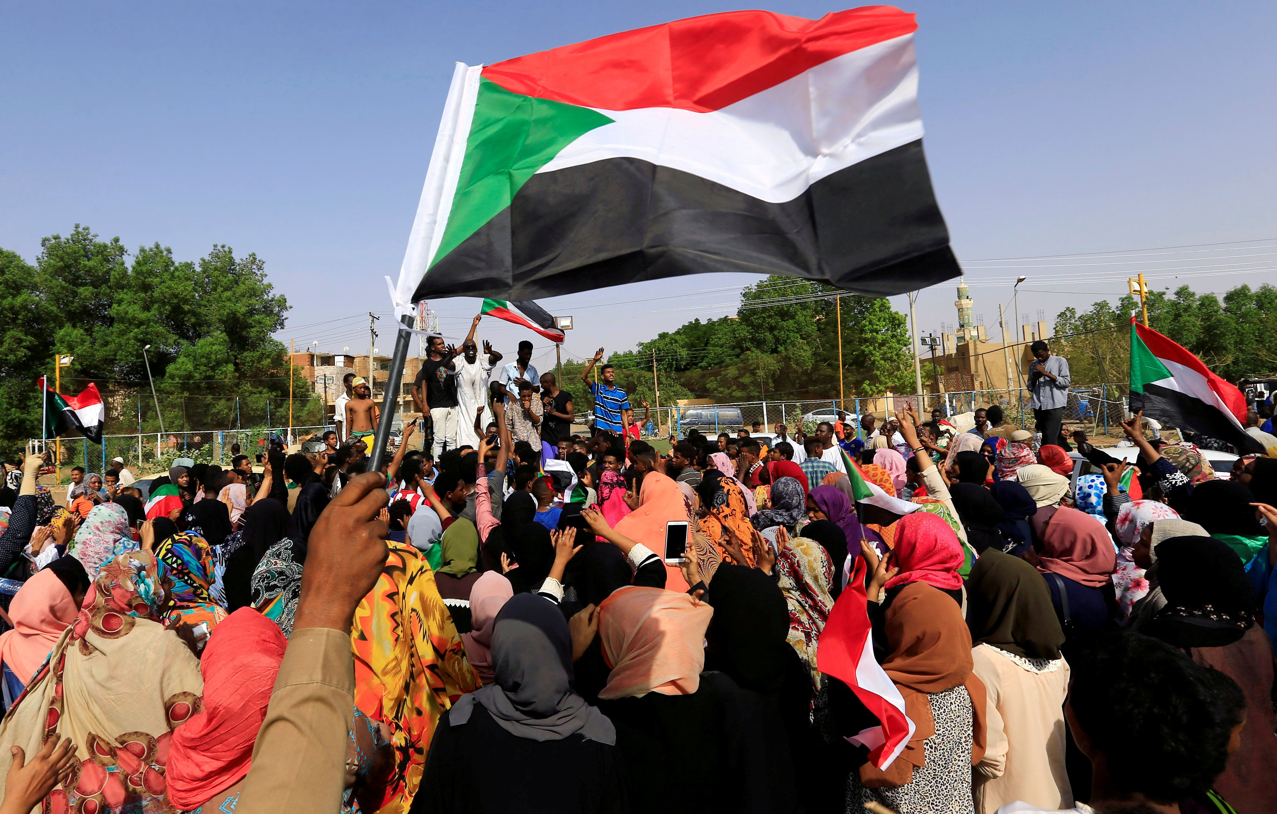 What we are watching: Power in Sudan, Racial Tensions in Israel, Troubles in Turkey