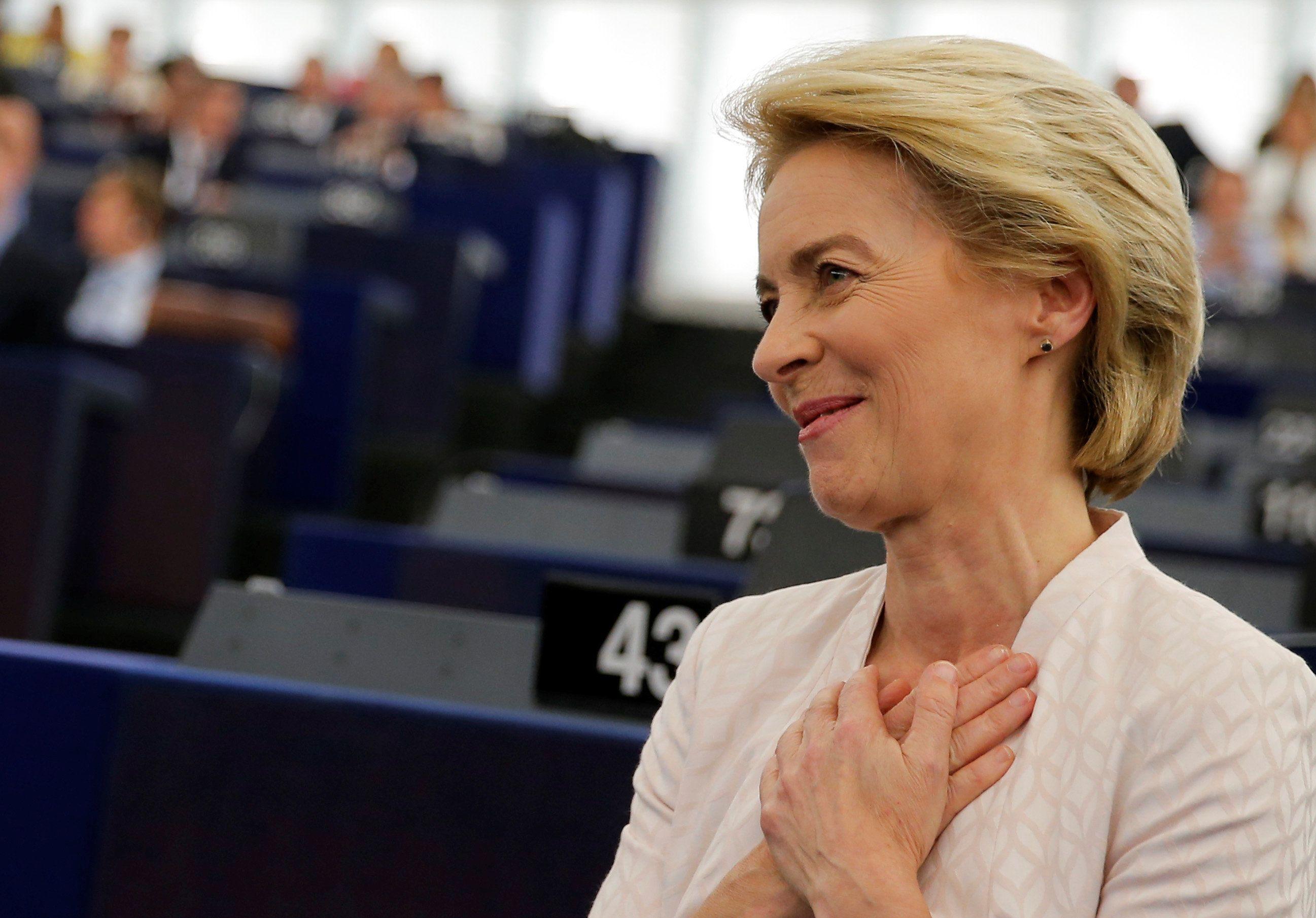Von der Leyen Wins: Something for Everyone in Europe to Hate!
