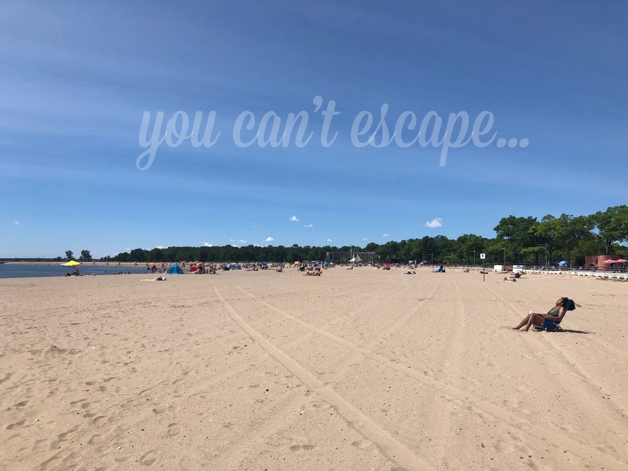 Politics Goes To The Beach