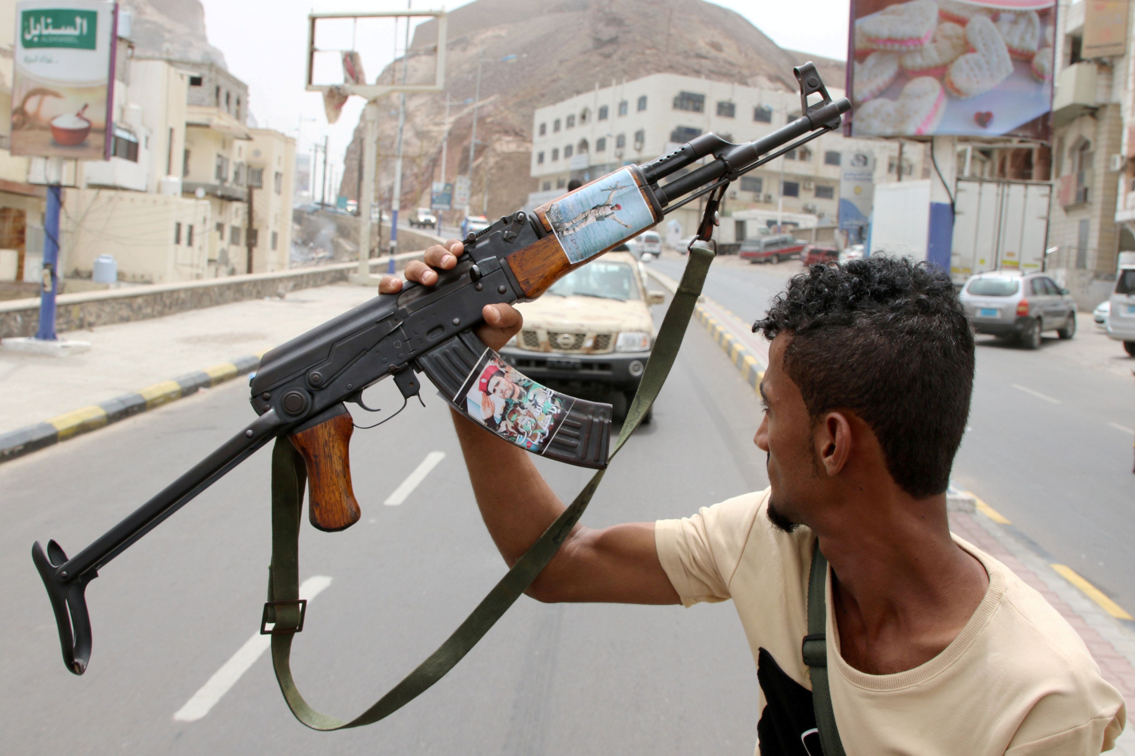 What We're Watching: Yemen's Fractured Alliances and An Ominous Russian Explosion