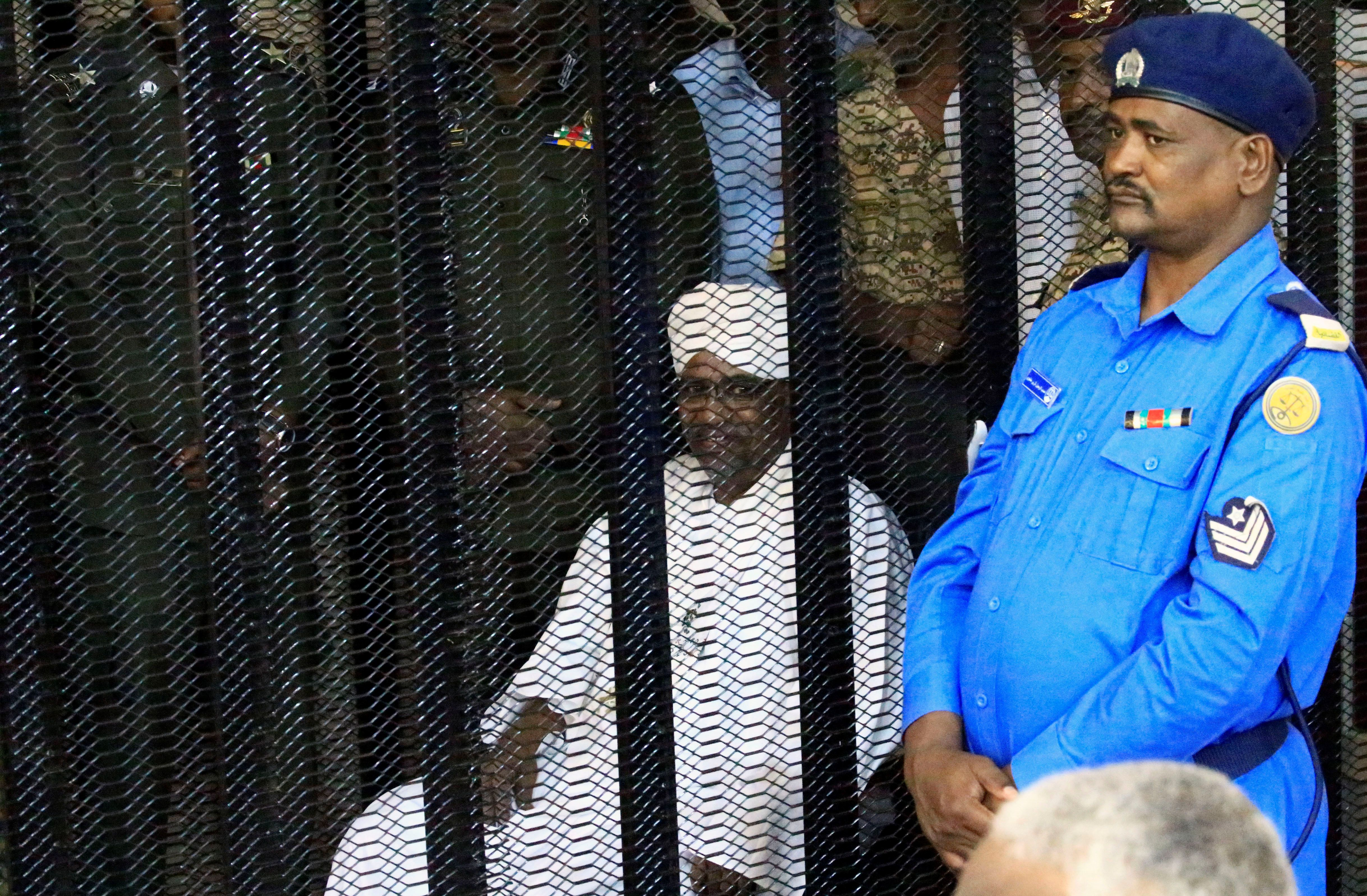 What We're Watching: Bashir in the dock