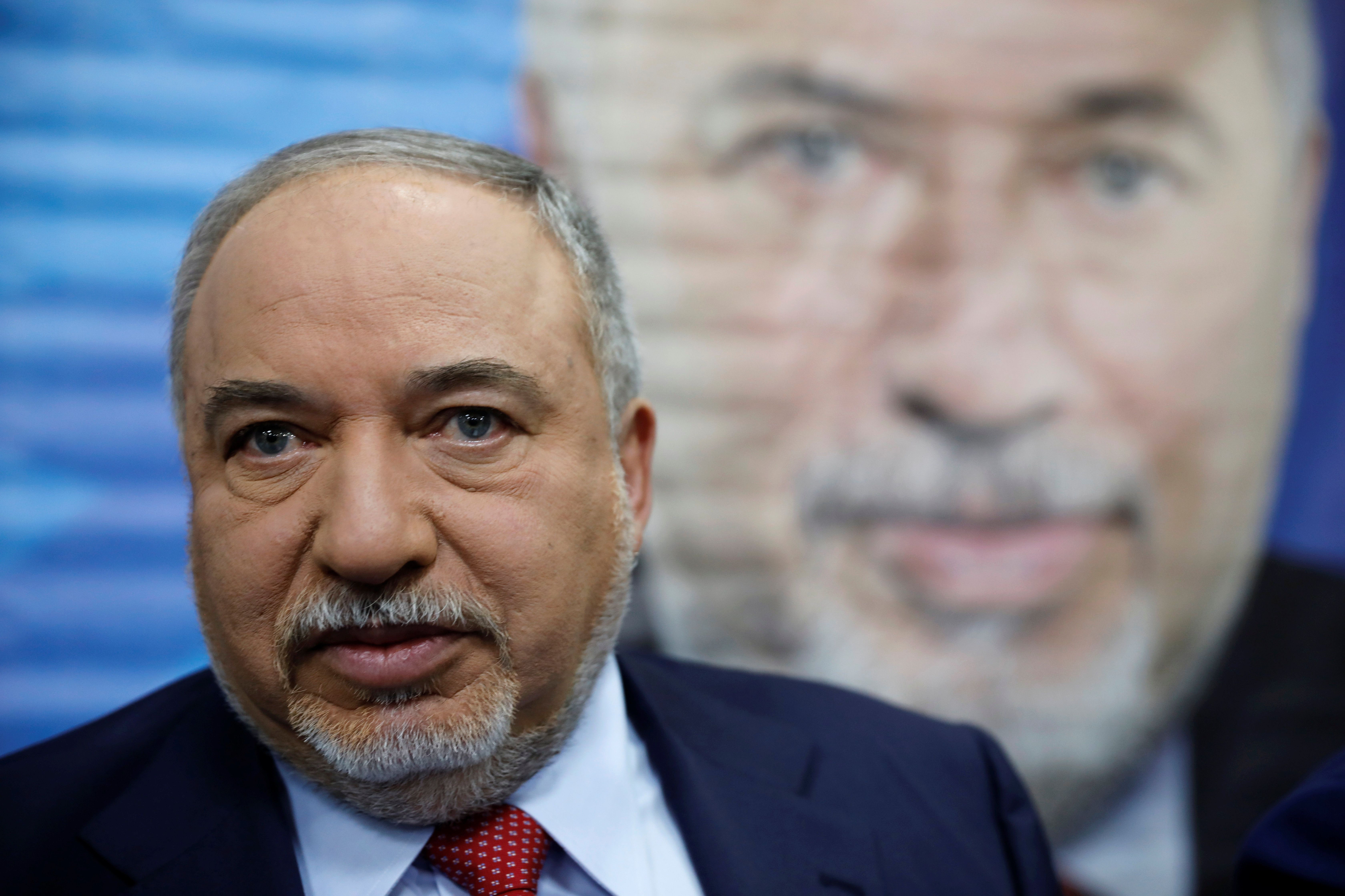 Who is Avigdor Lieberman?