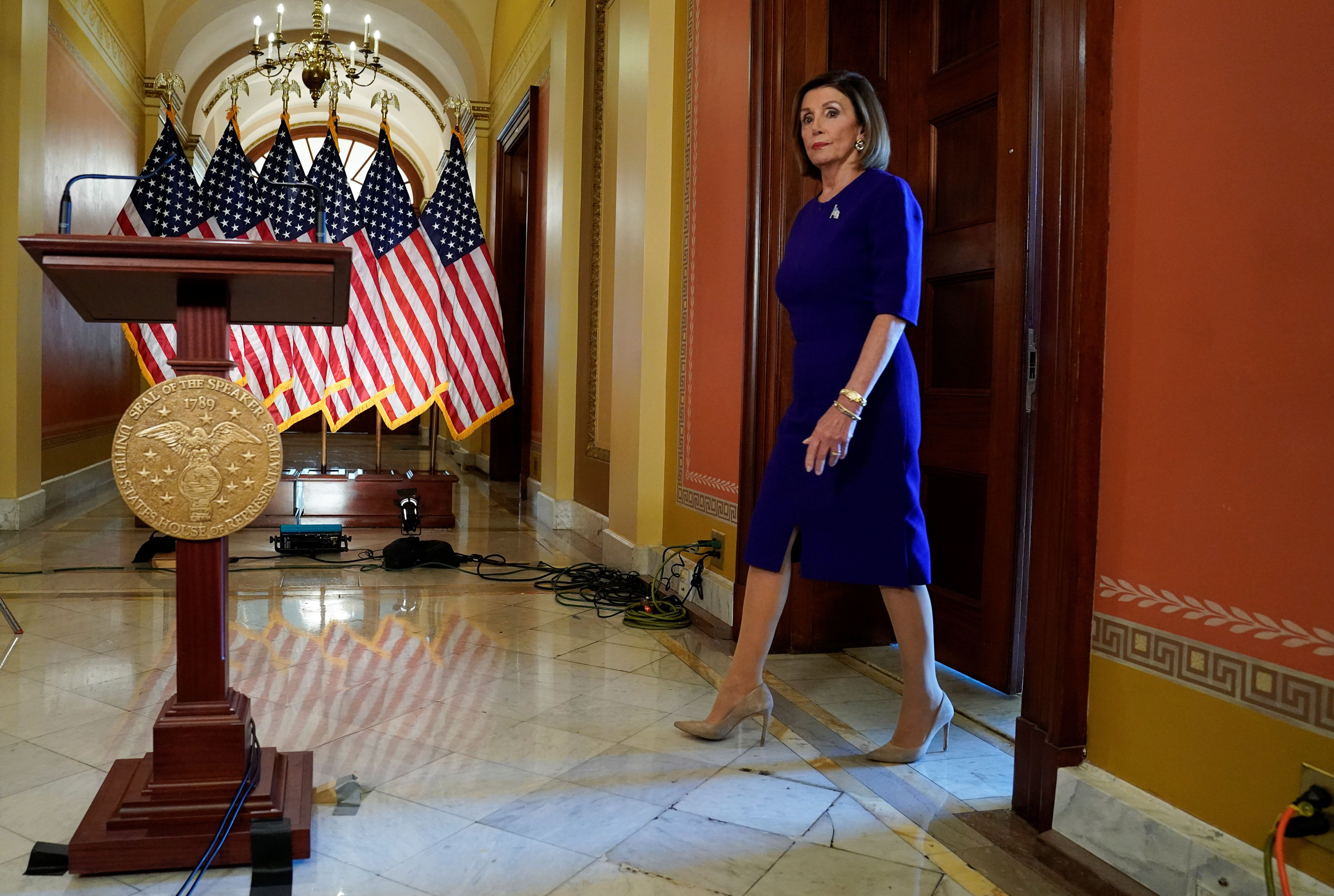 Pelosi Wants to Impeach: Here's What That Means