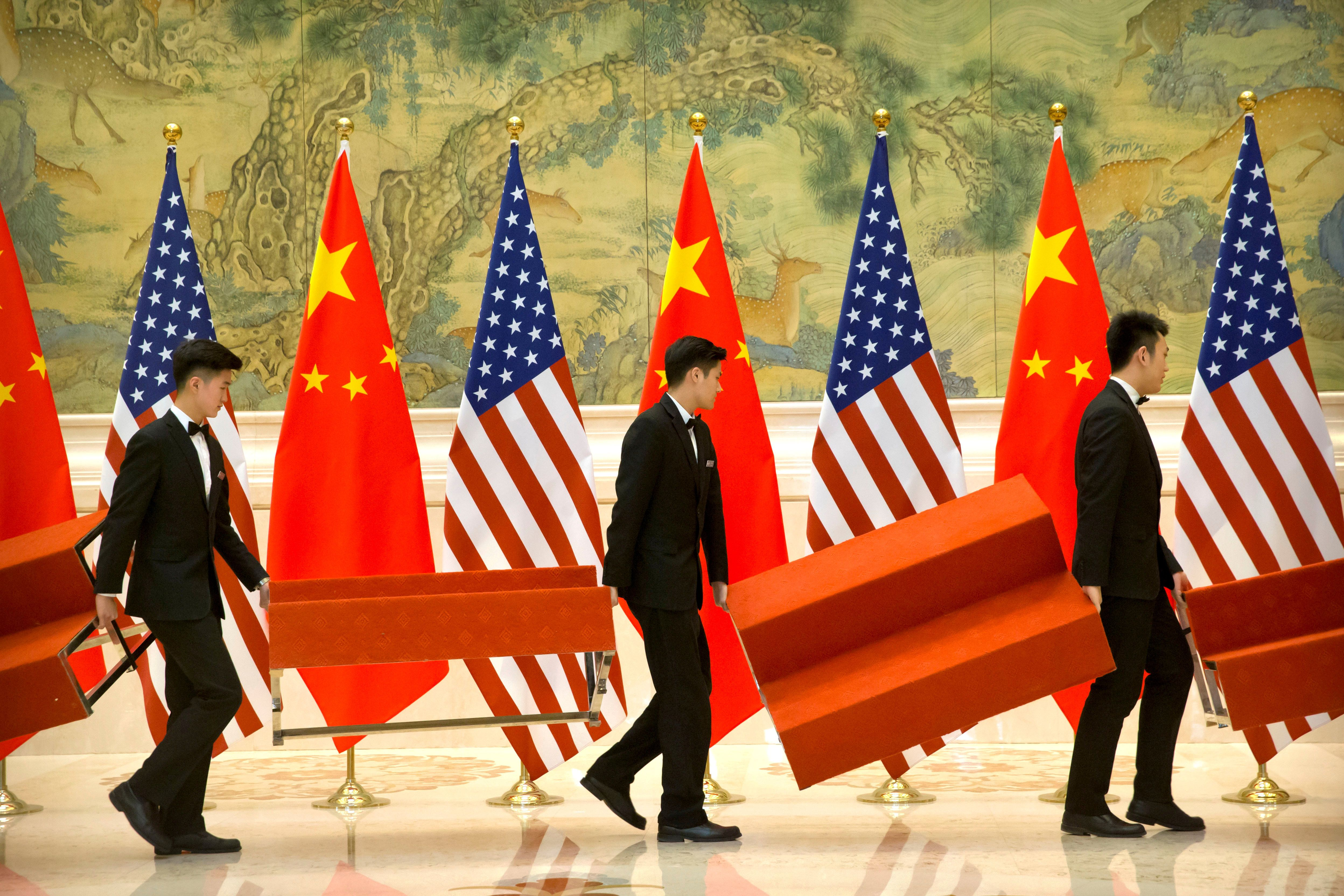 What We're Watching: Dwindling Hopes of a Big US-China Deal