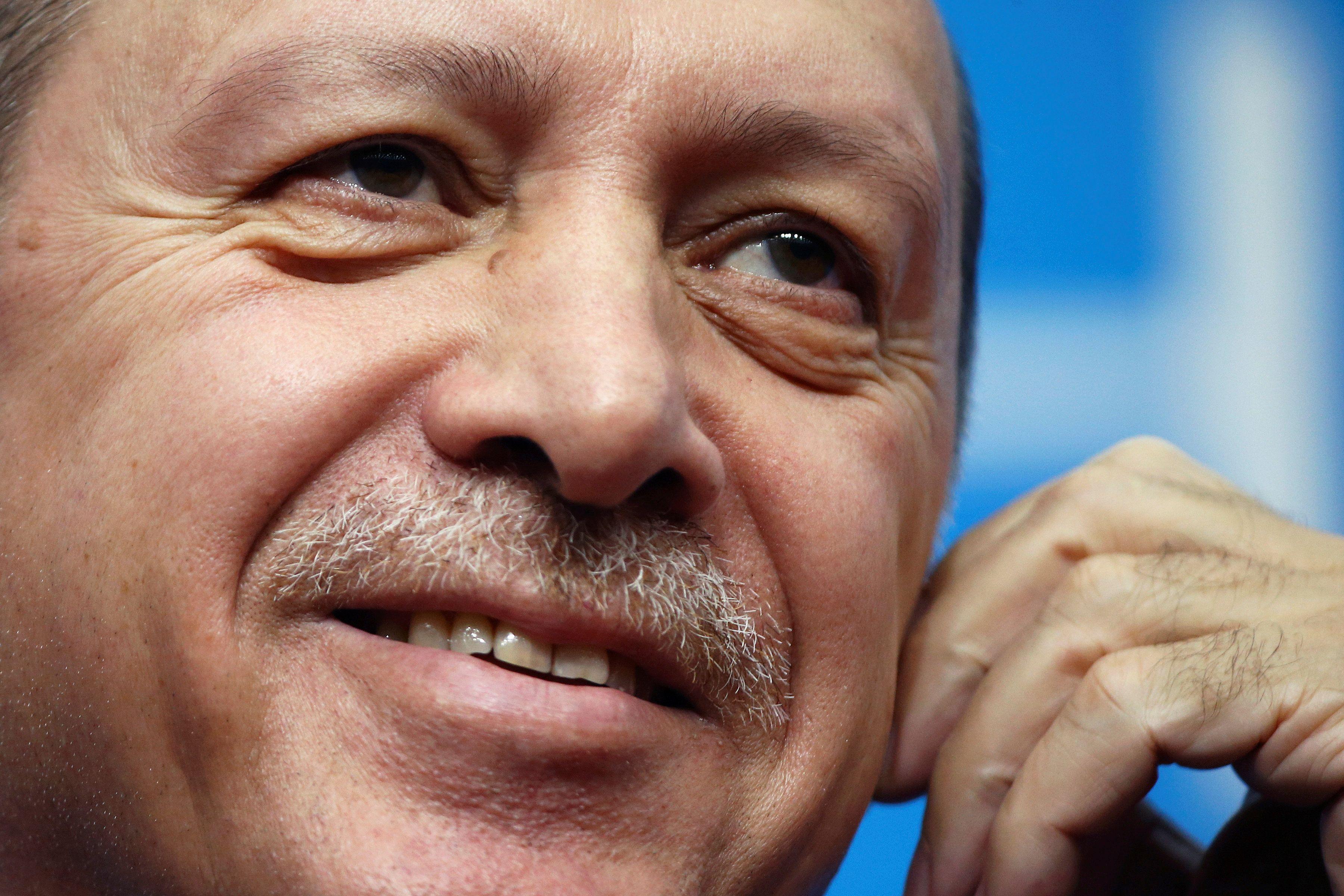 Erdogan: Tough guy, not a fool