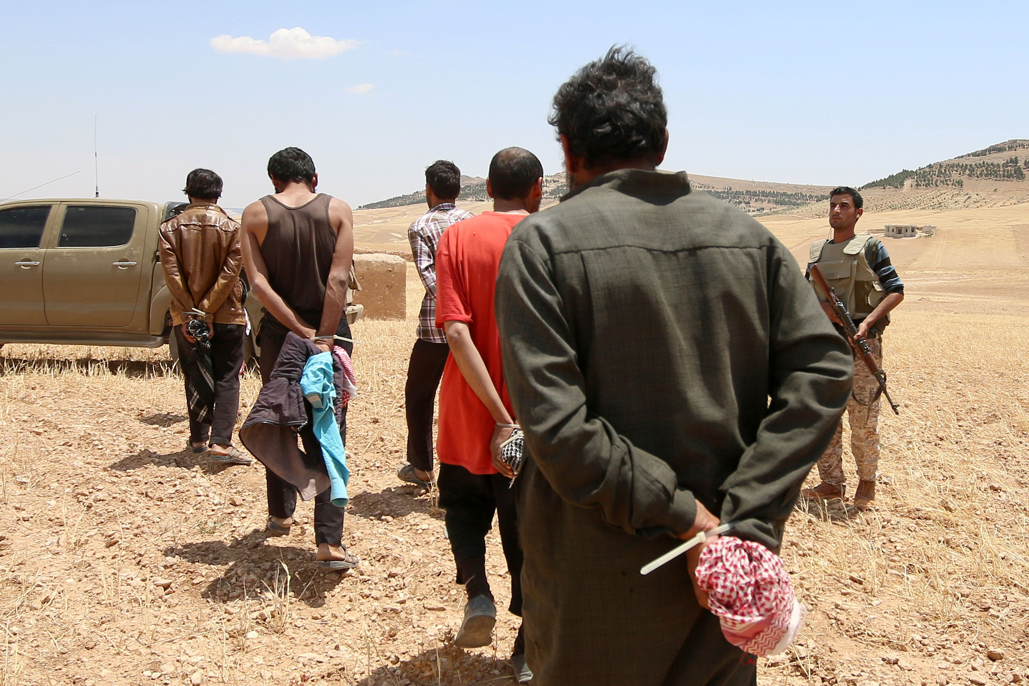 Hard Numbers: How many ISIS fighters have escaped prison?