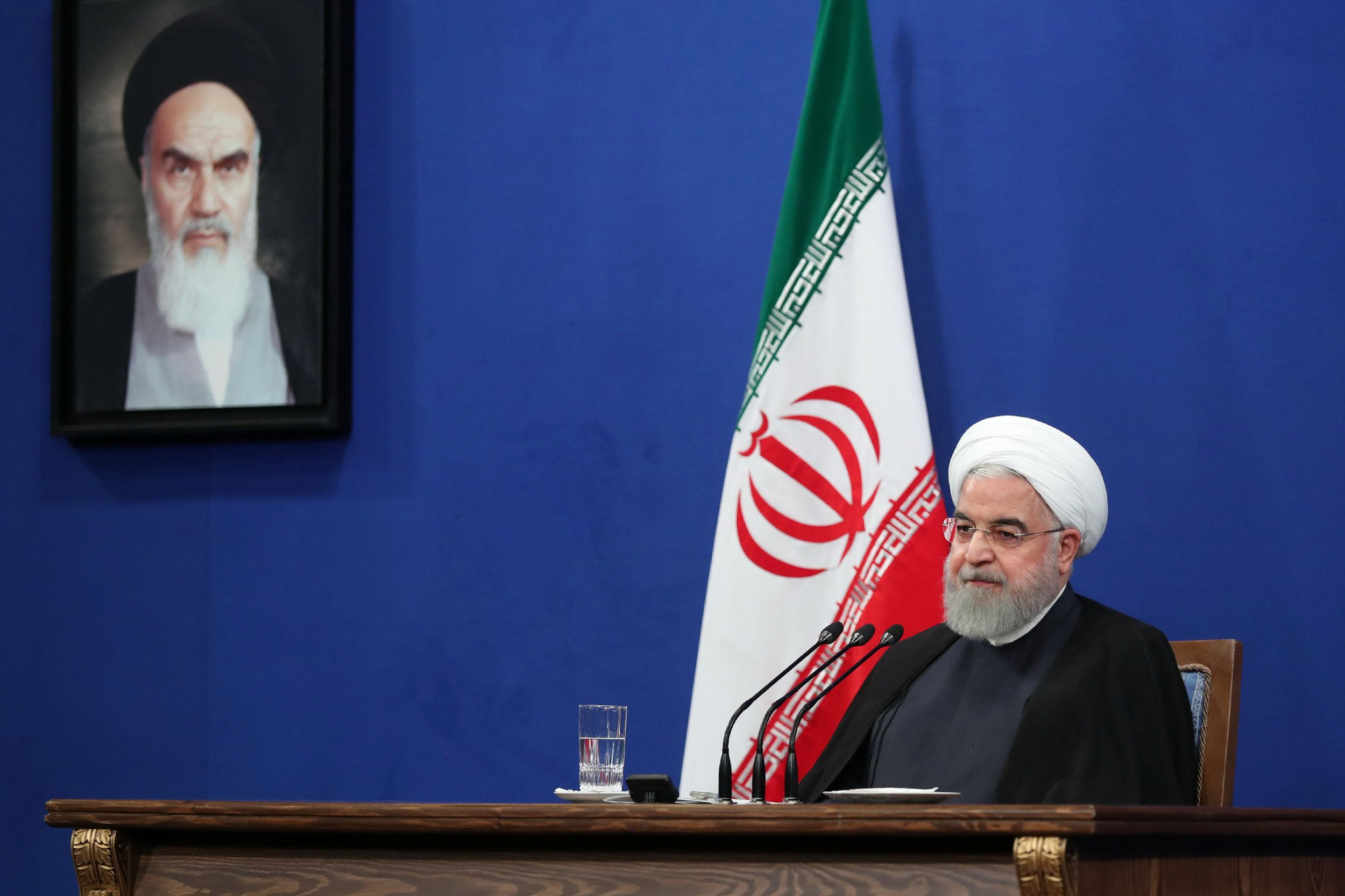 What we're watching: Iran takes a bigger step towards a bomb