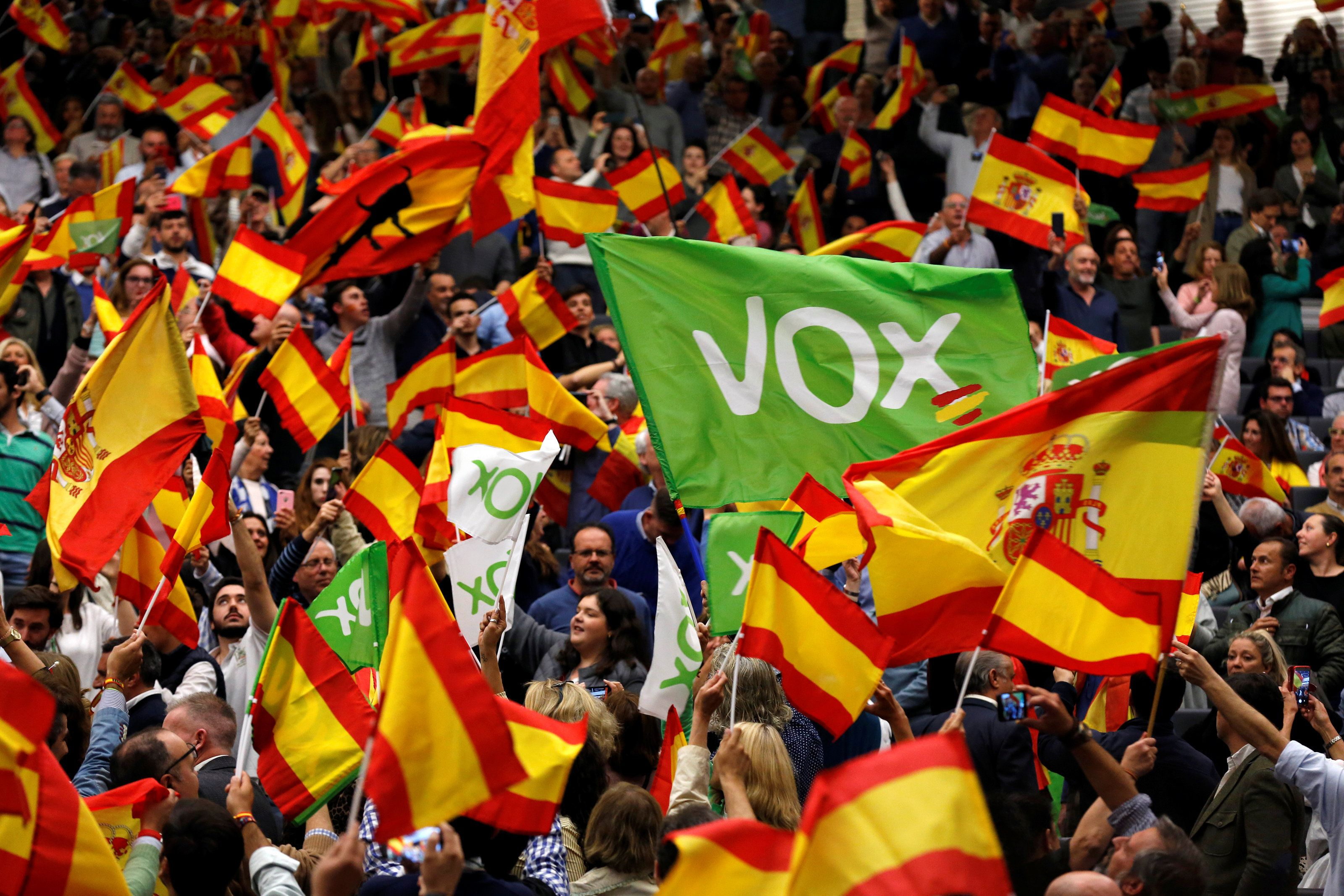 What We're Watching: Spain's far right surge