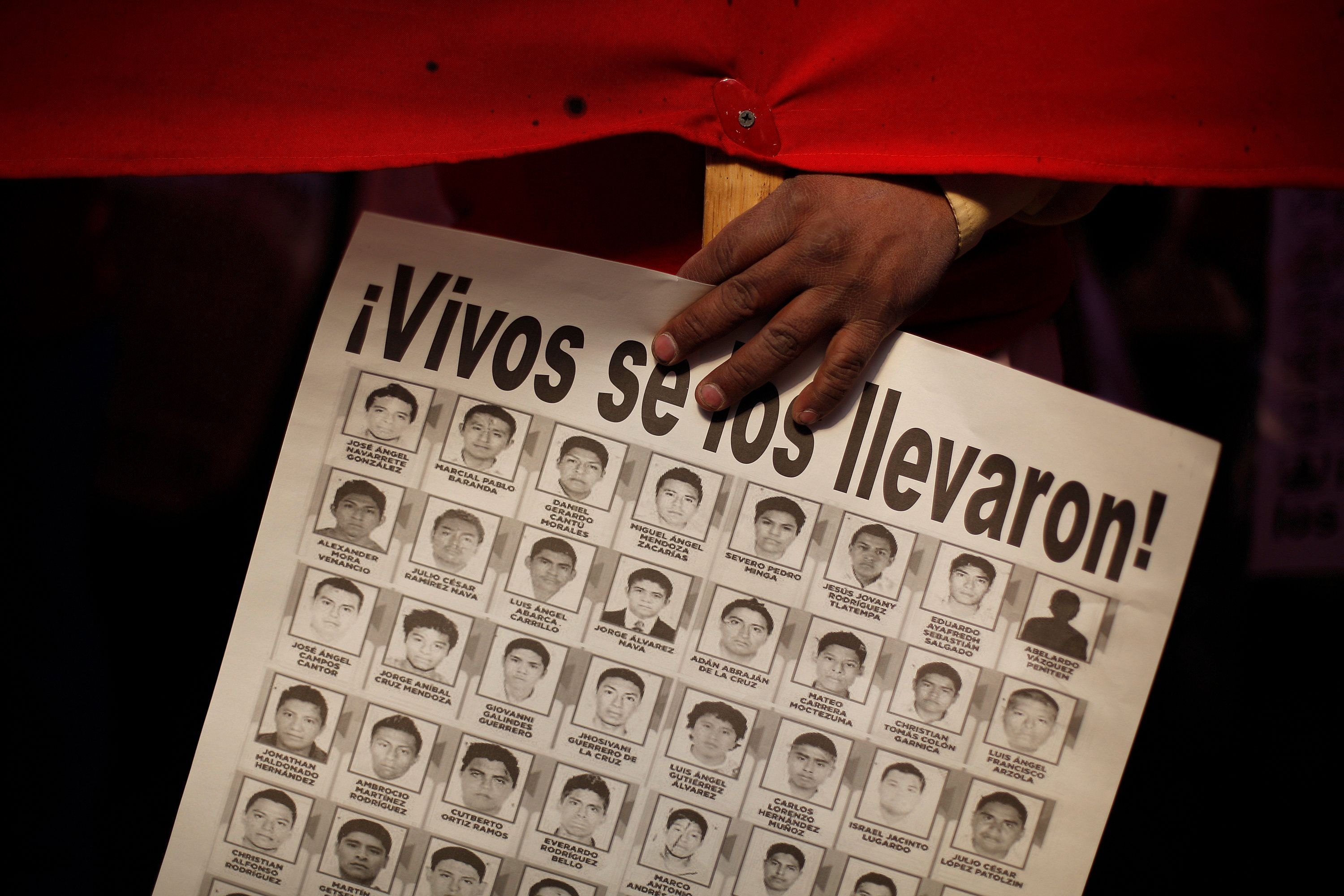 Hard Numbers: 60,000 people have disappeared in Mexico's drug war