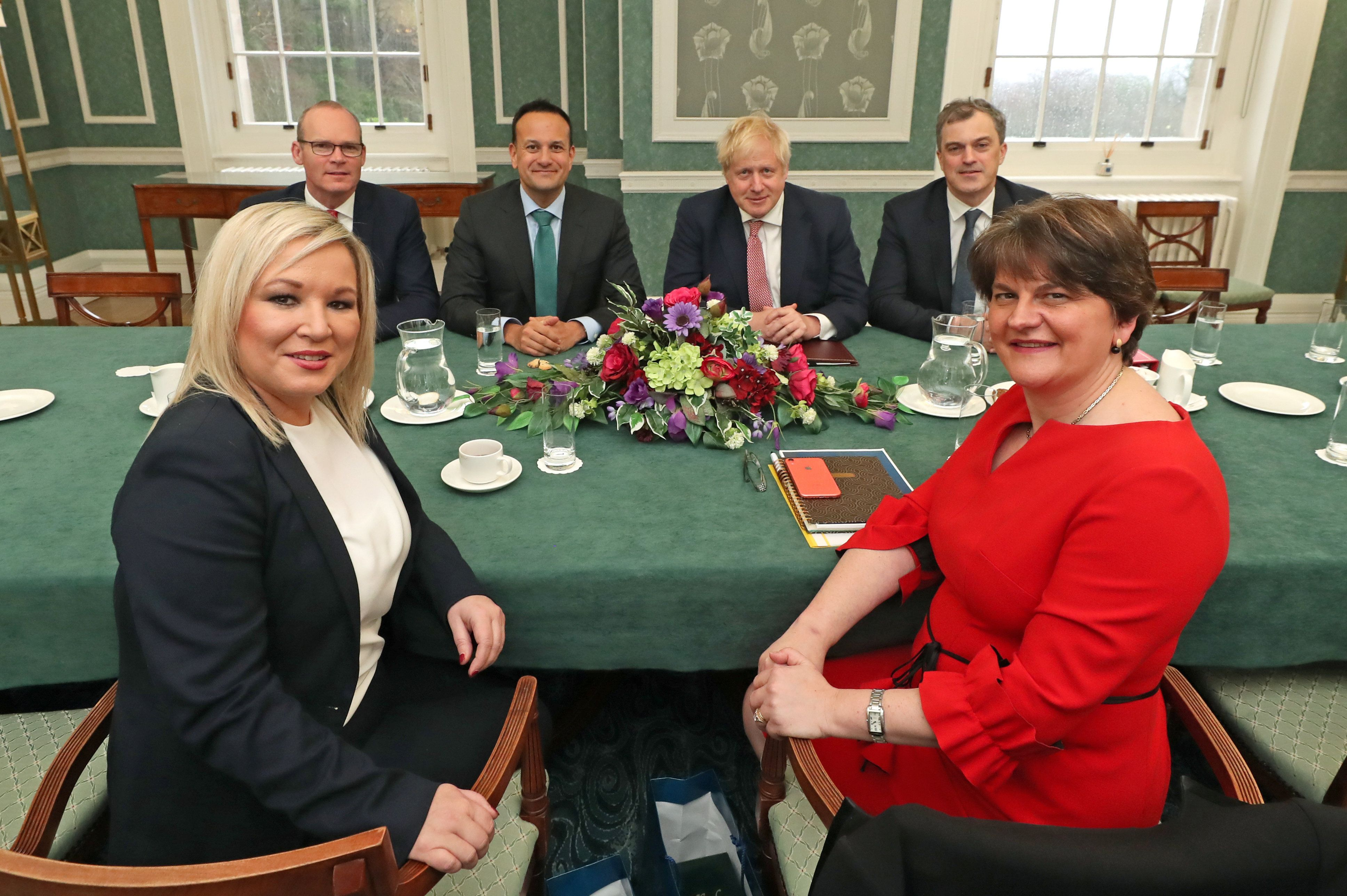 Hard Numbers: Northern Ireland has a government  – finally!