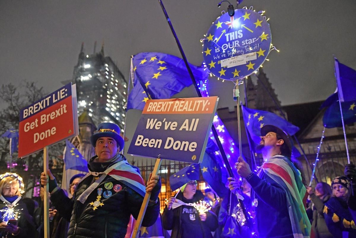 Brexit is over, long live Brexit!