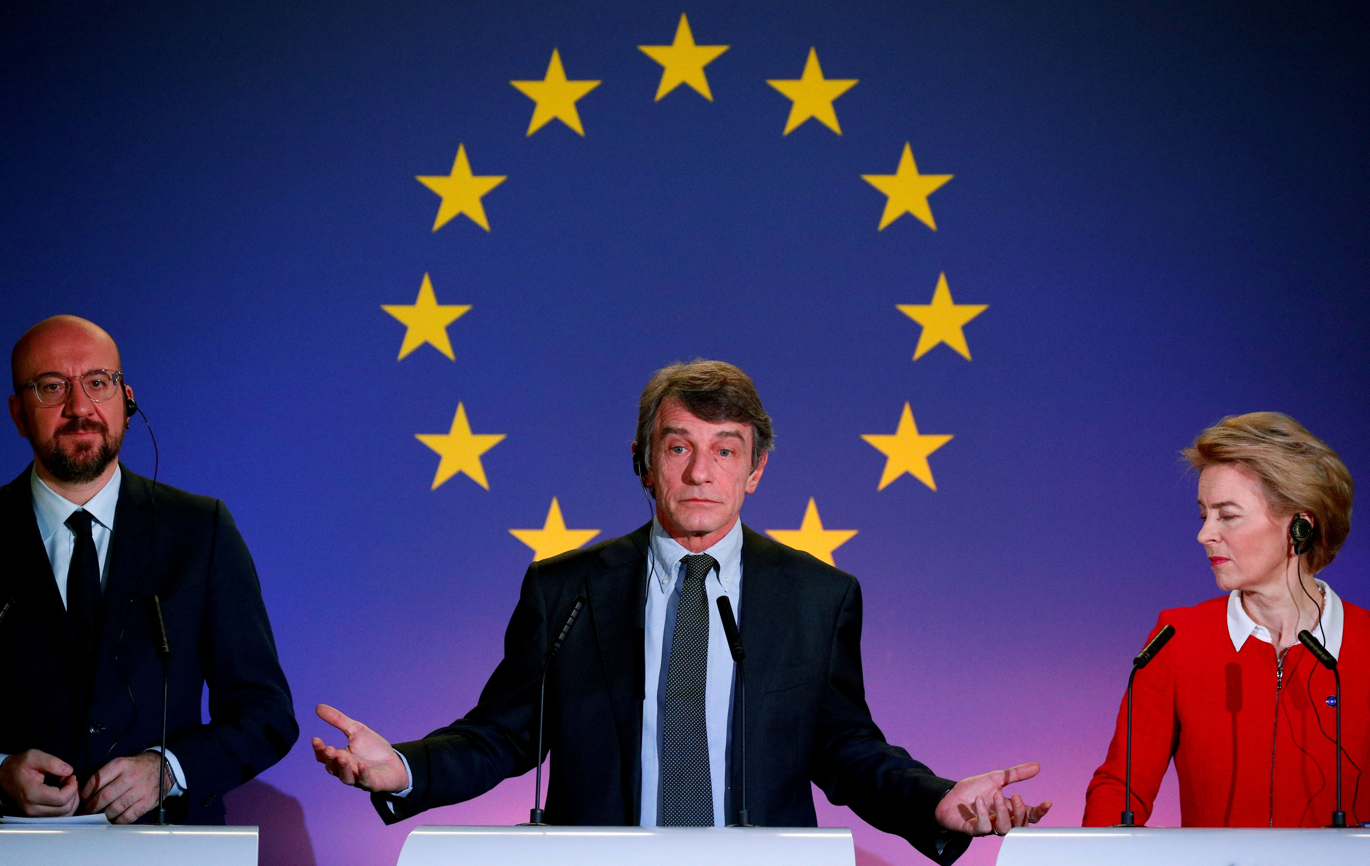What We're Watching: EU accession, Nigerian visas, and a Hollywood legend's departure