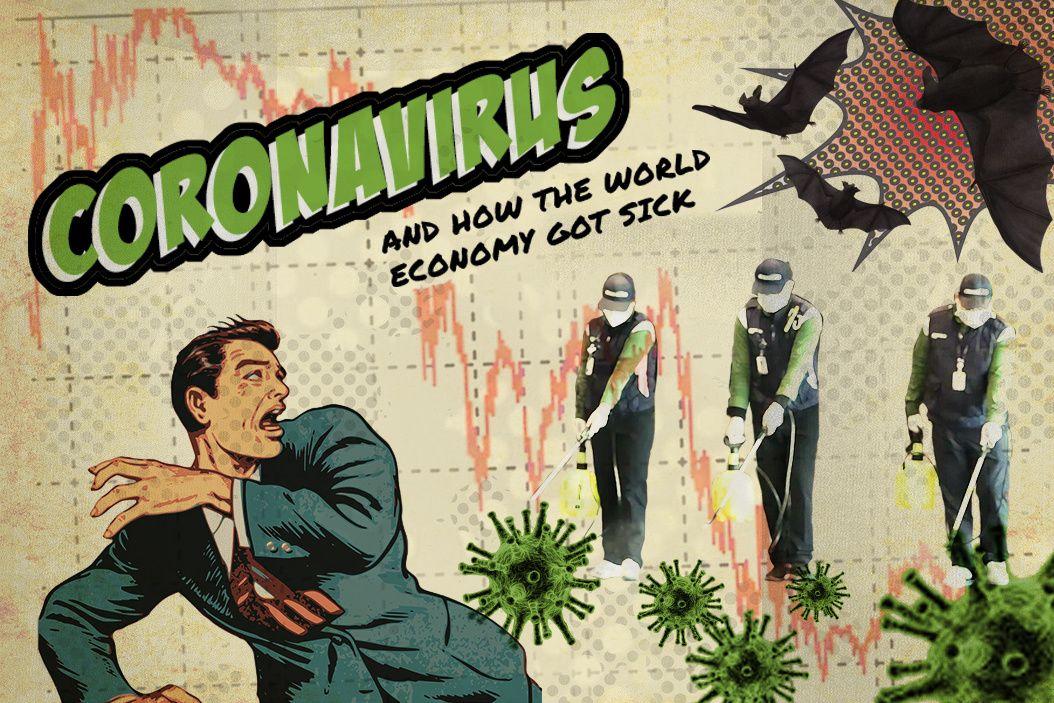 How the coronavirus hits the world economy