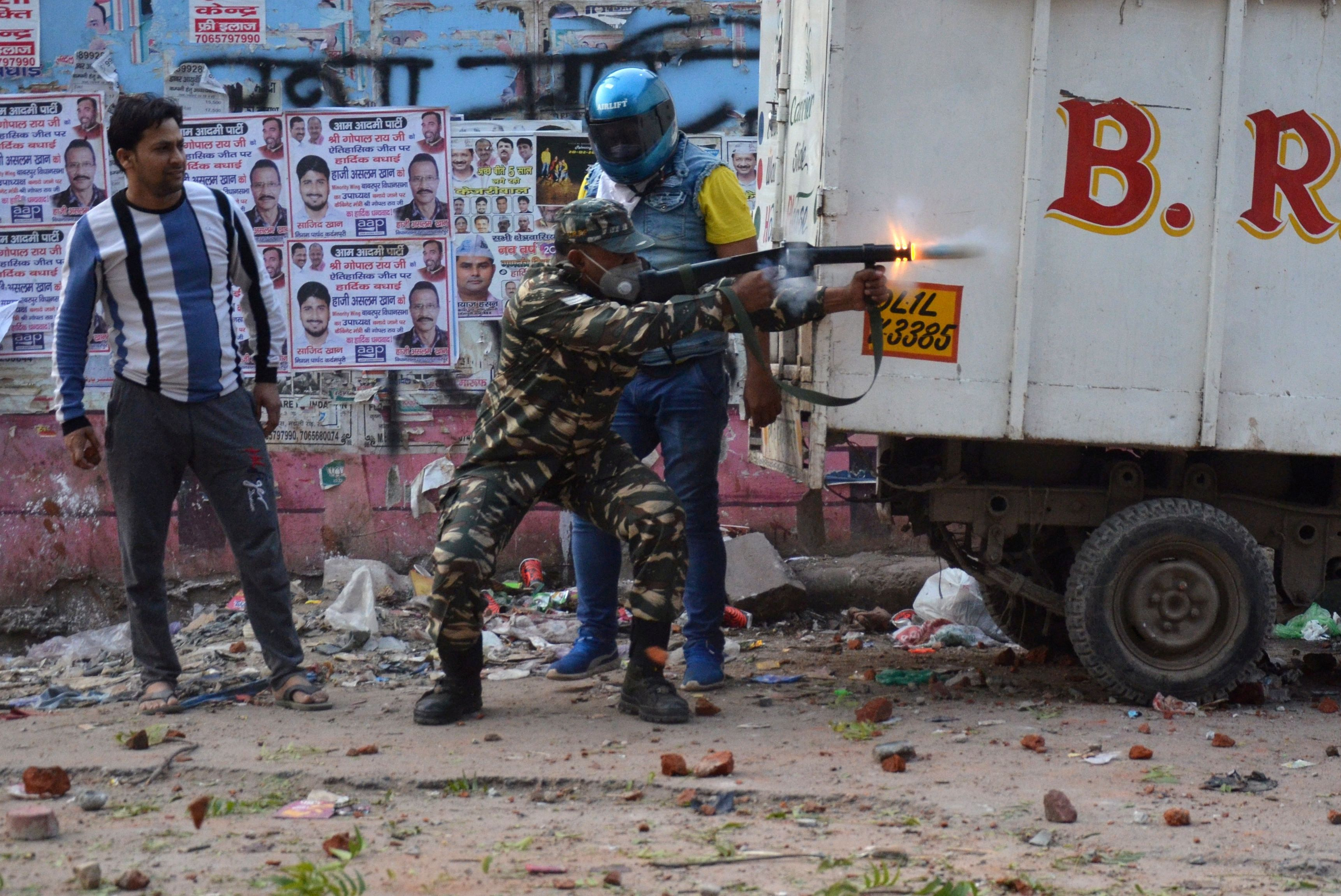 What We're Watching: Mob violence in India, a US-China tit-for-tat, and Africa's unlikely jihadist bedfellows