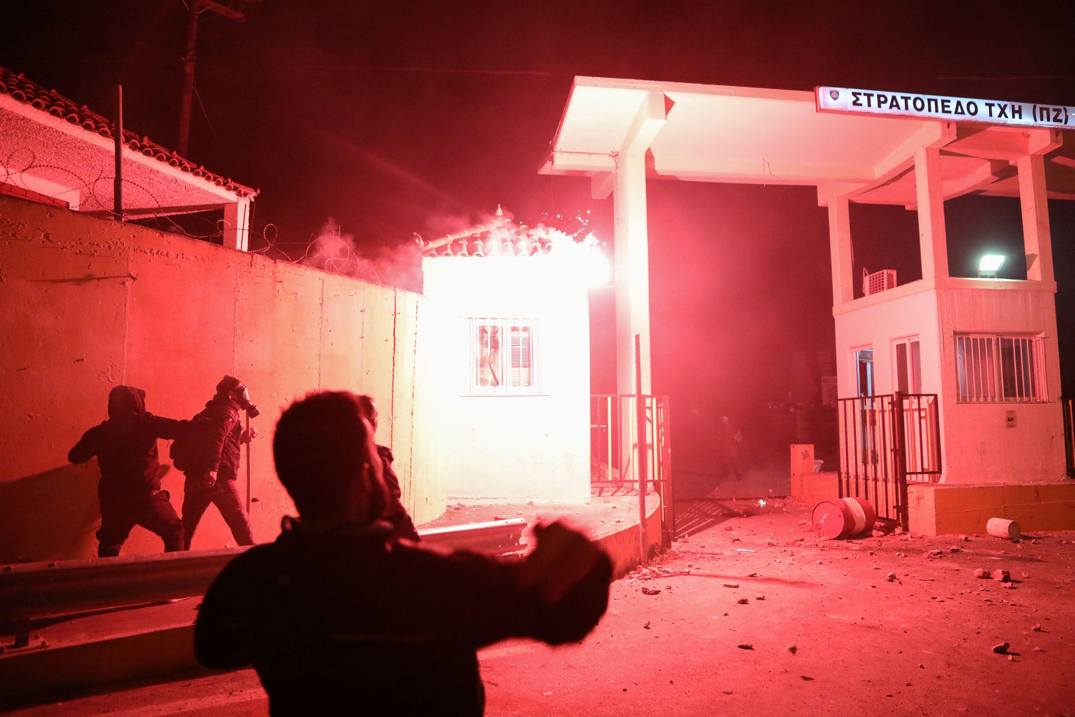 What We're Watching: Haiti & Greece protests, Venezuela on film, Afghan women's prisons