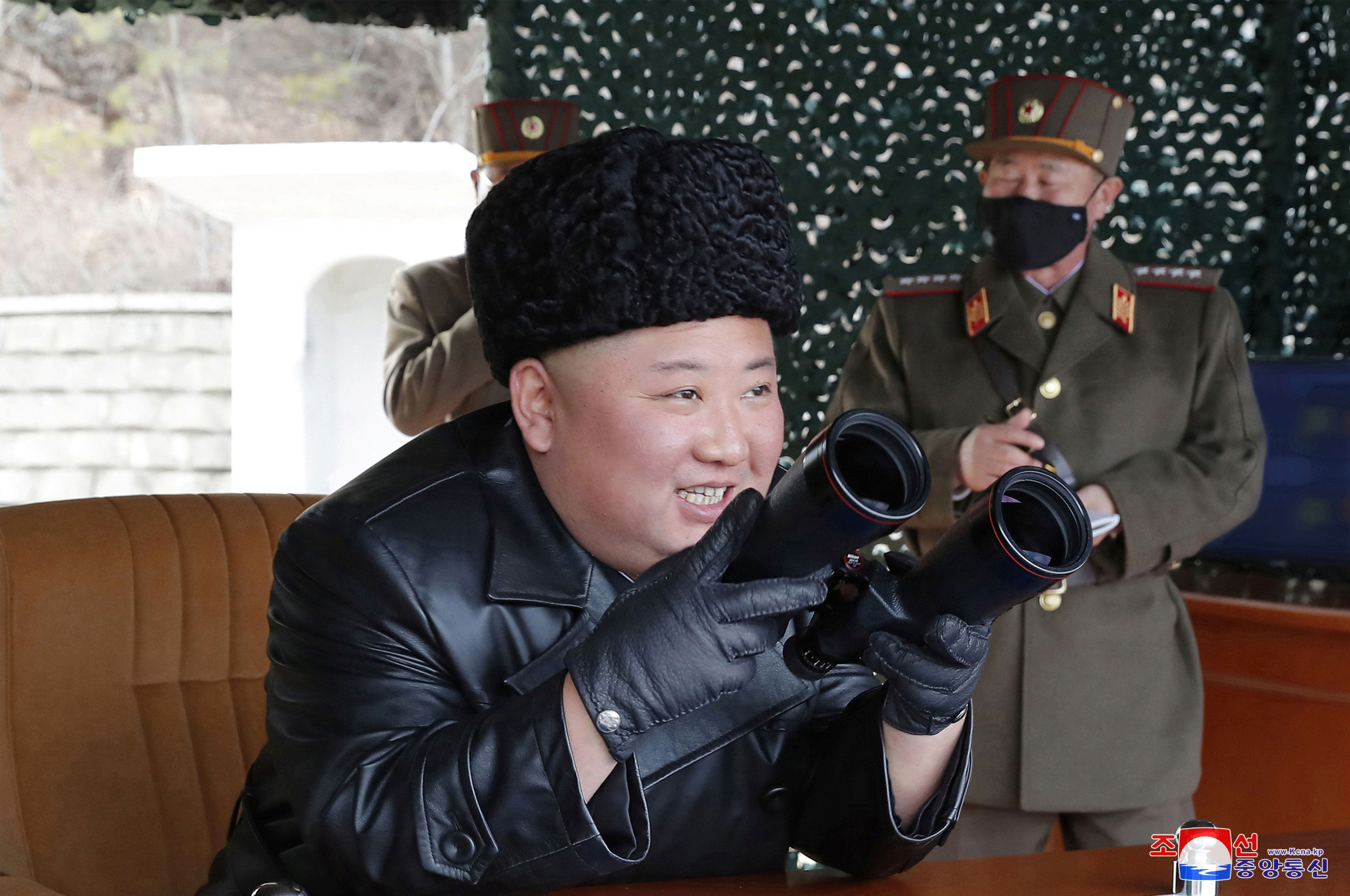 What We're Watching: Super Tuesday, NK missile test, and a coronavirus pop track