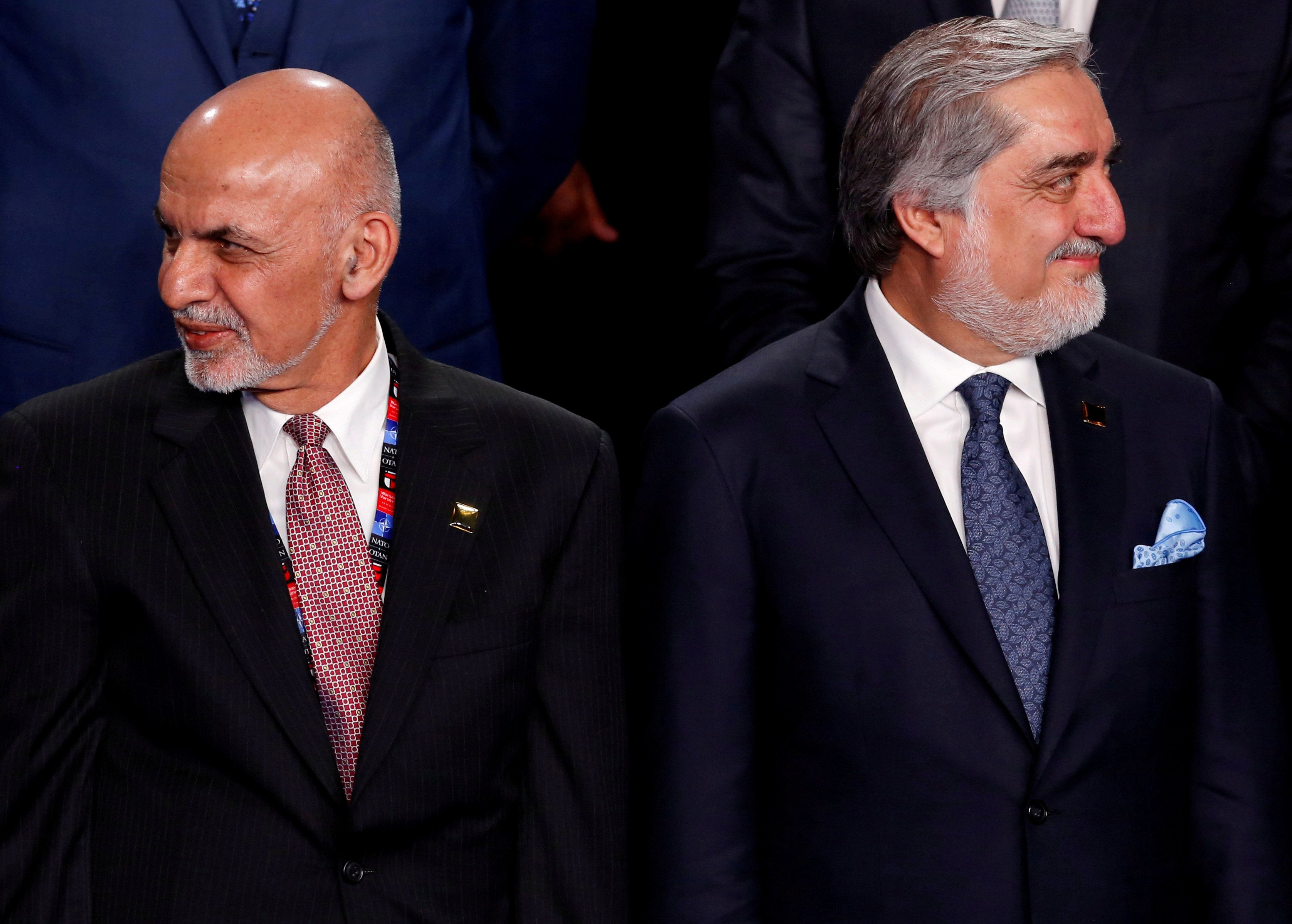 What We're Watching: Afghanistan's inaugurations,Taiwan vs China, Italy under quarantine