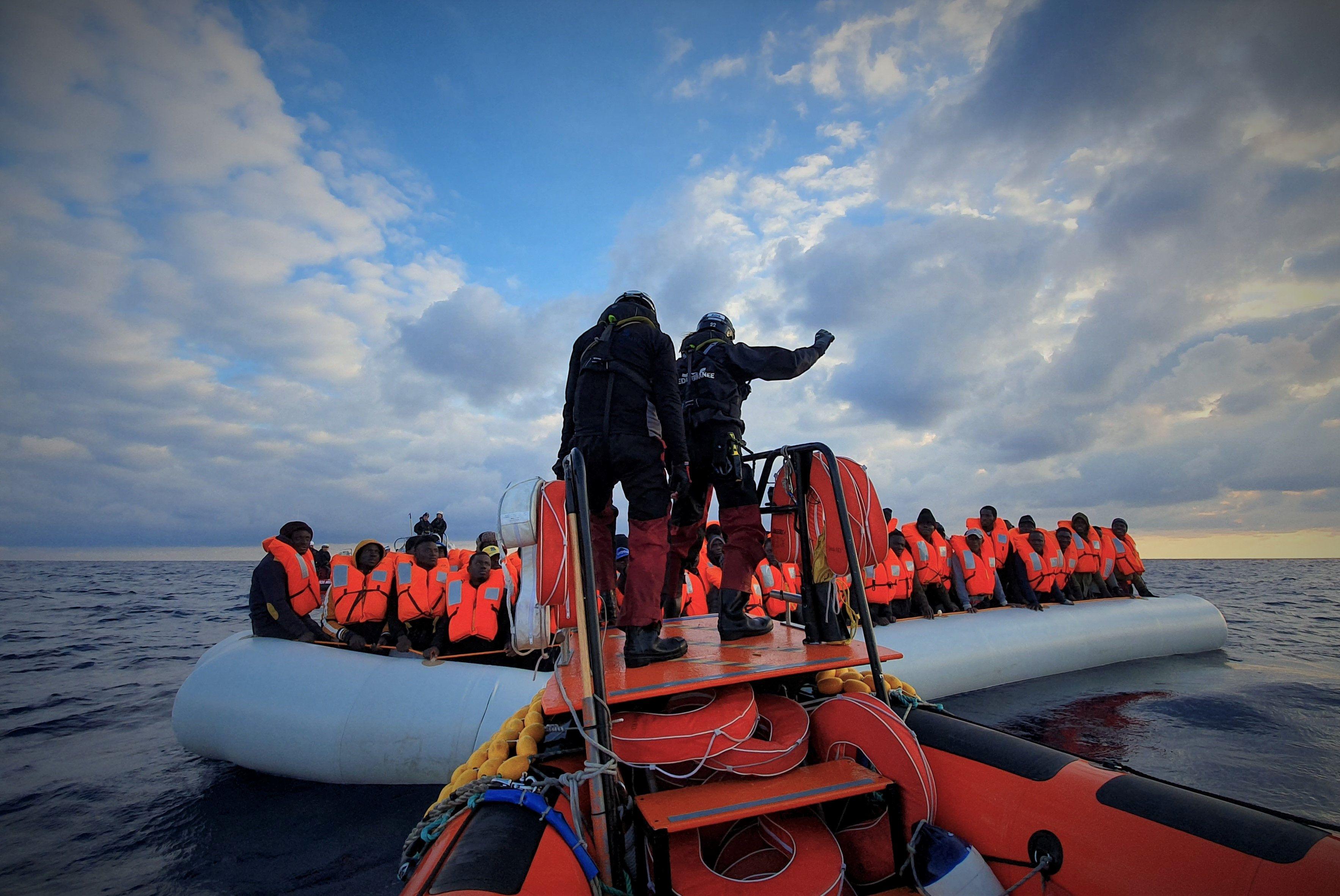 Coronavirus Politics Daily: Italy closes ports, Spain floats UBI, Libya cases grow