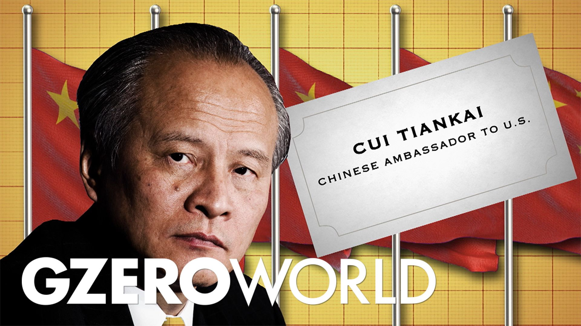 An Interview with China's Ambassador to the United States Cui Tiankai