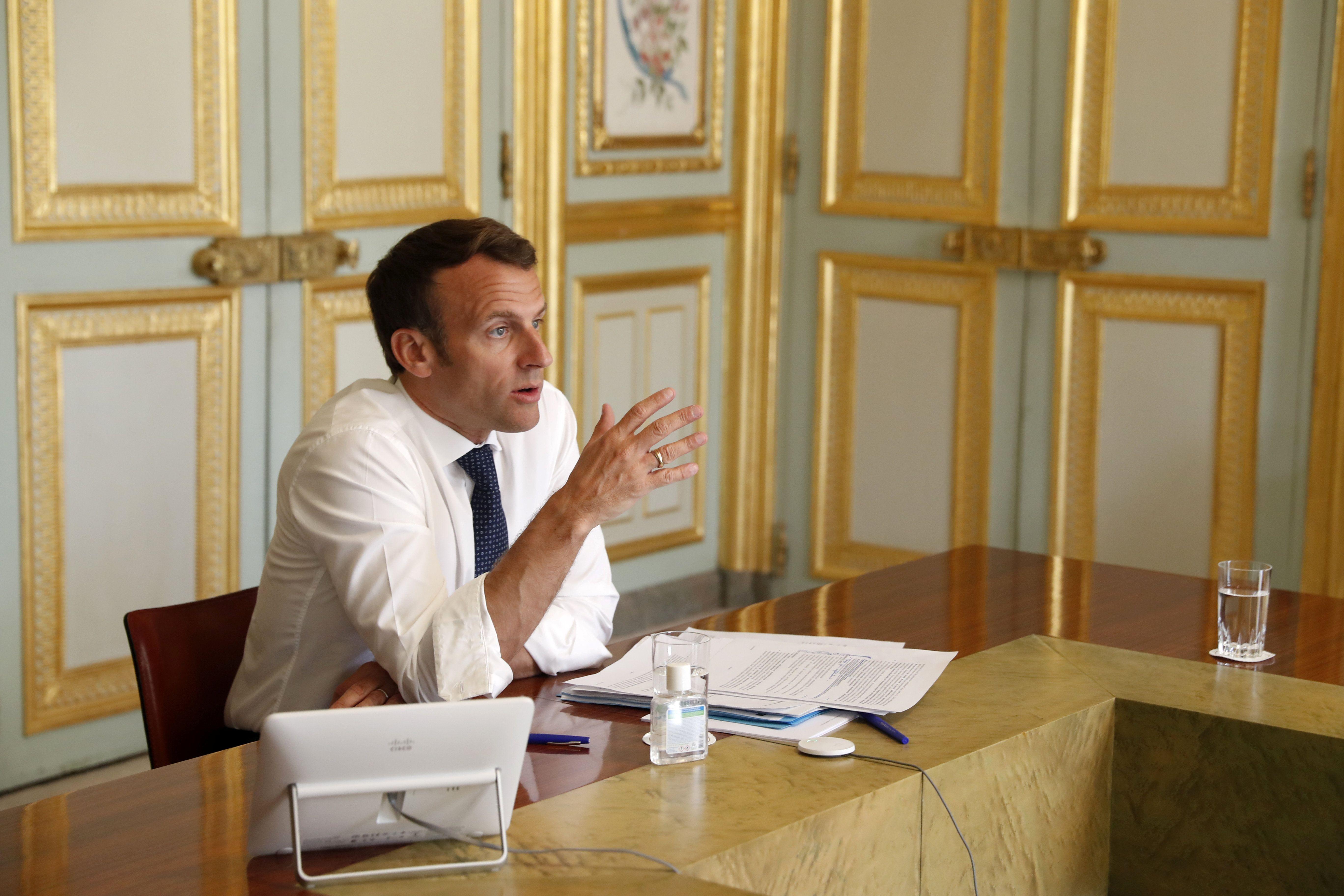 Coronavirus Politics Daily: Macron warns EU, Brazil health minister sacked, Africa faces a tough trade-off